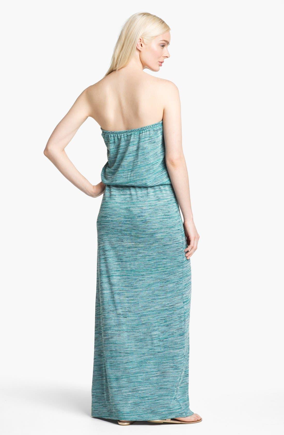 Alternate Image 2  - Soft Joie 'Cristabel' Strapless Maxi Dress