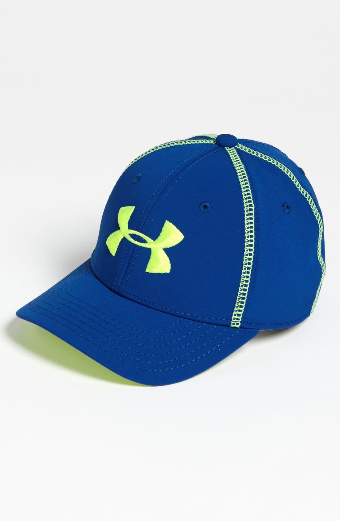 Alternate Image 1 Selected - Under Armour 'Catalyst' Hat (Boys)