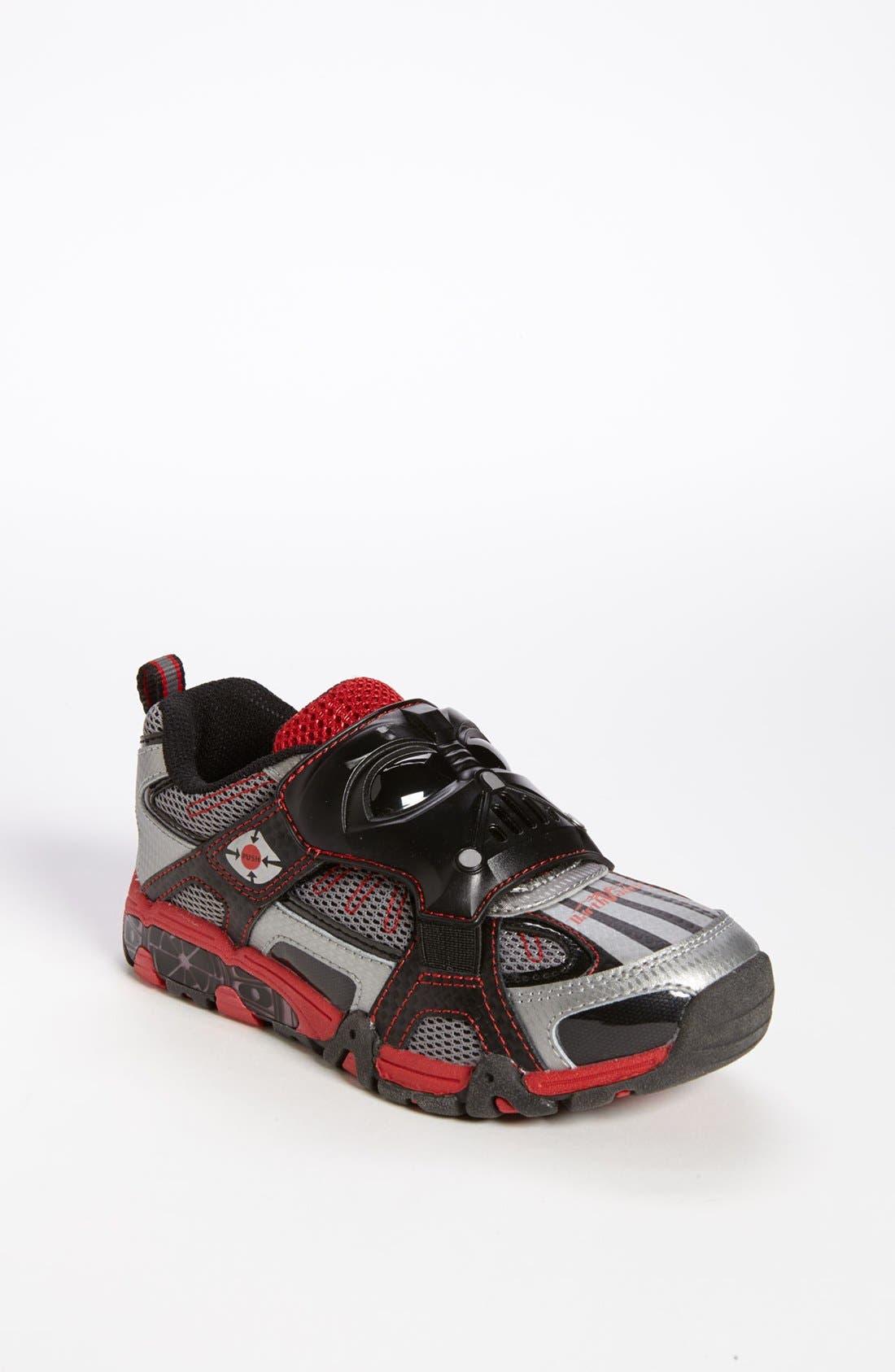 Alternate Image 1 Selected - Stride Rite 'Darth Vader™ - Light & Sound' Sneaker (Toddler & Little Kid)