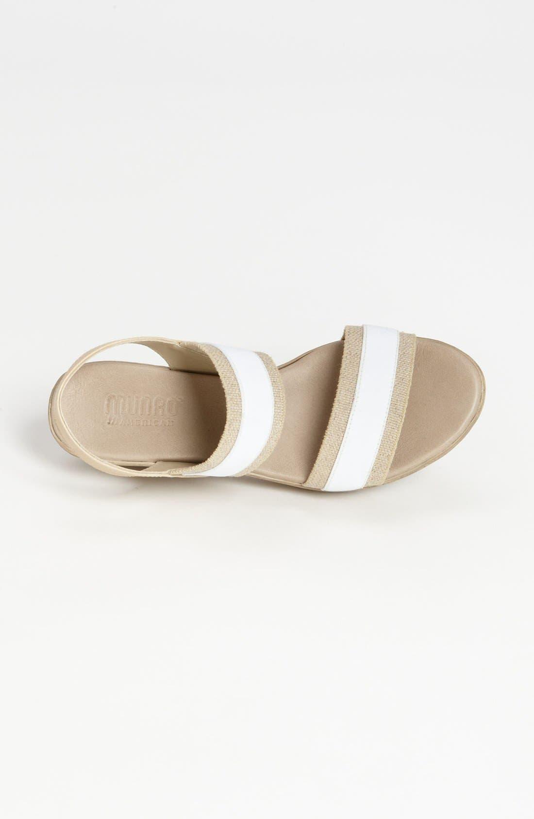Alternate Image 3  - Munro 'Reef' Sandal