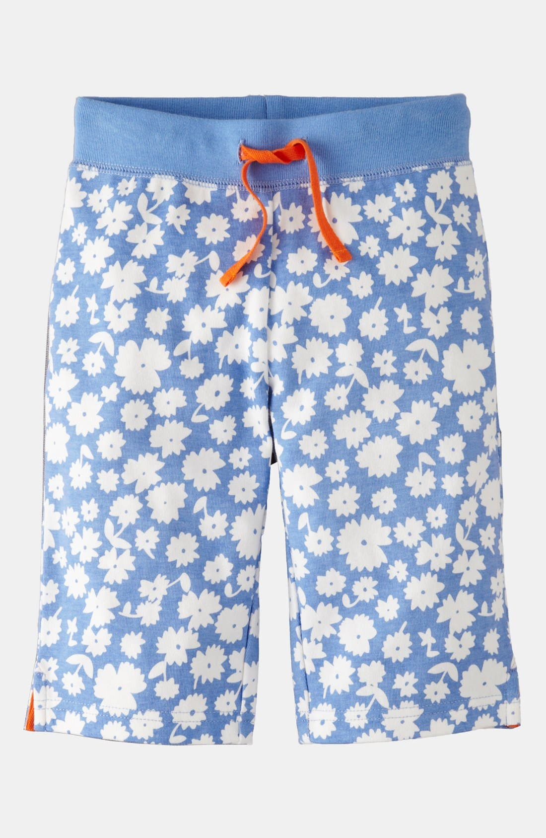 Main Image - Mini Boden Jersey Capri Pants (Toddler)