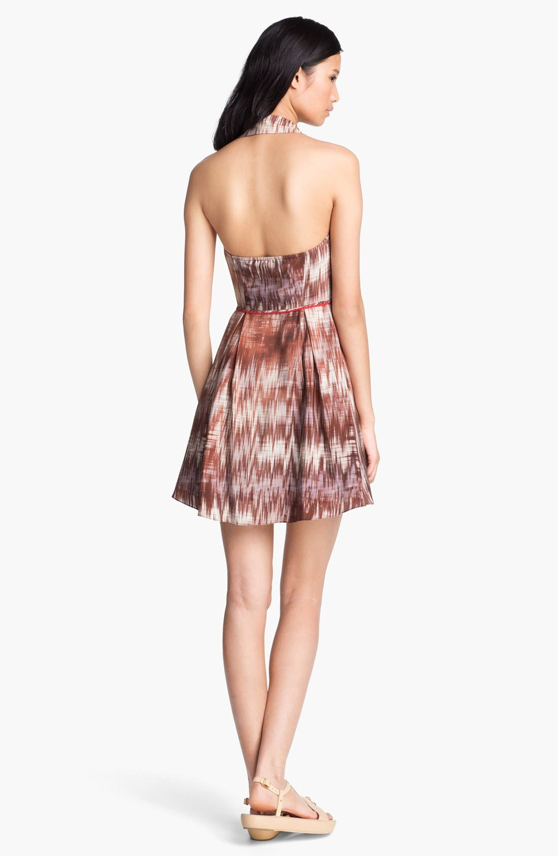 Alternate Image 3  - Elizabeth and James 'Molly' Silk Dress