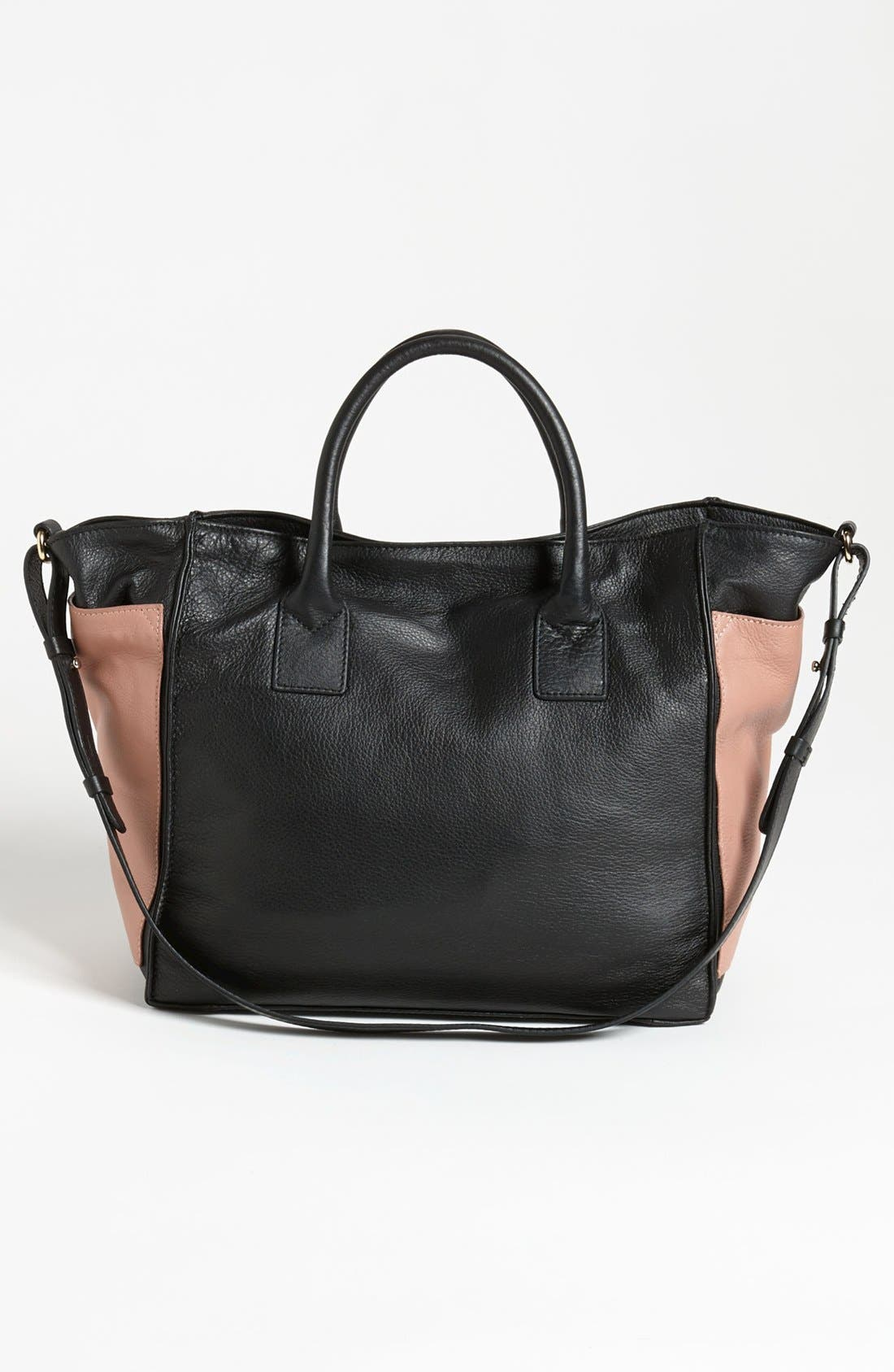 Alternate Image 4  - See by Chloé 'Nellie' Double Function Tote