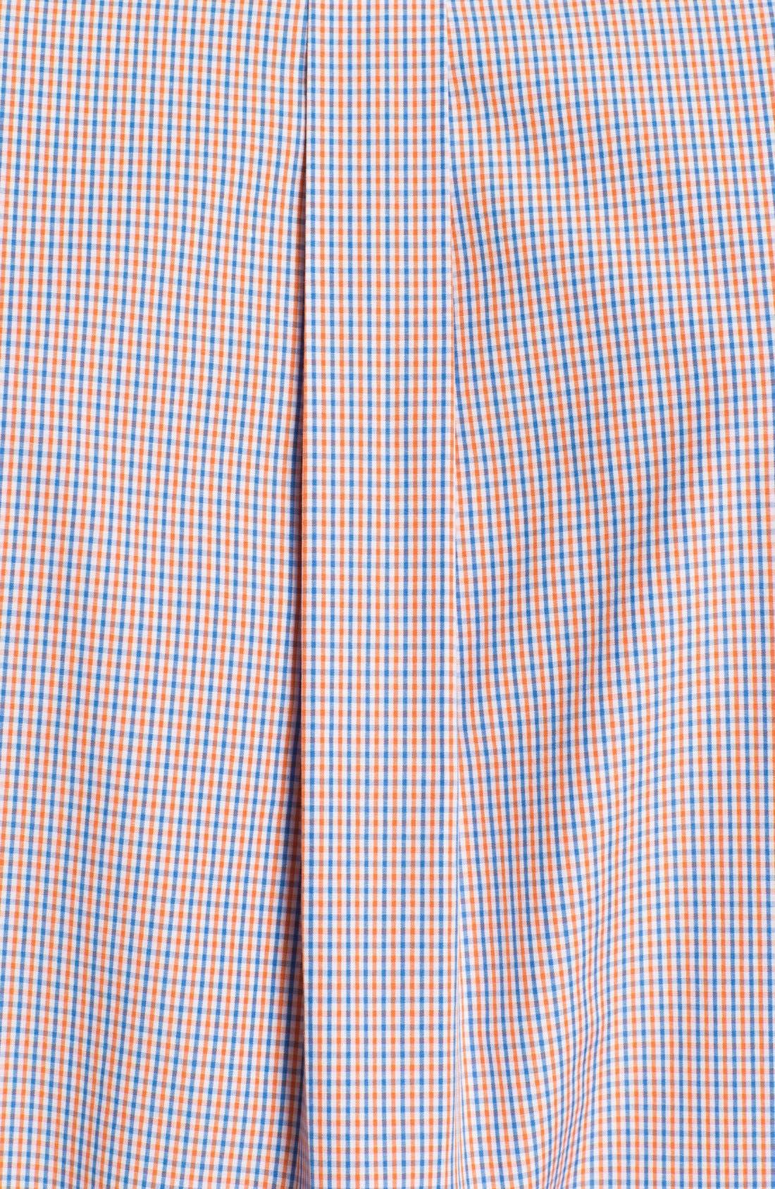 Alternate Image 3  - Façonnable Club Fit Short Sleeve Sport Shirt
