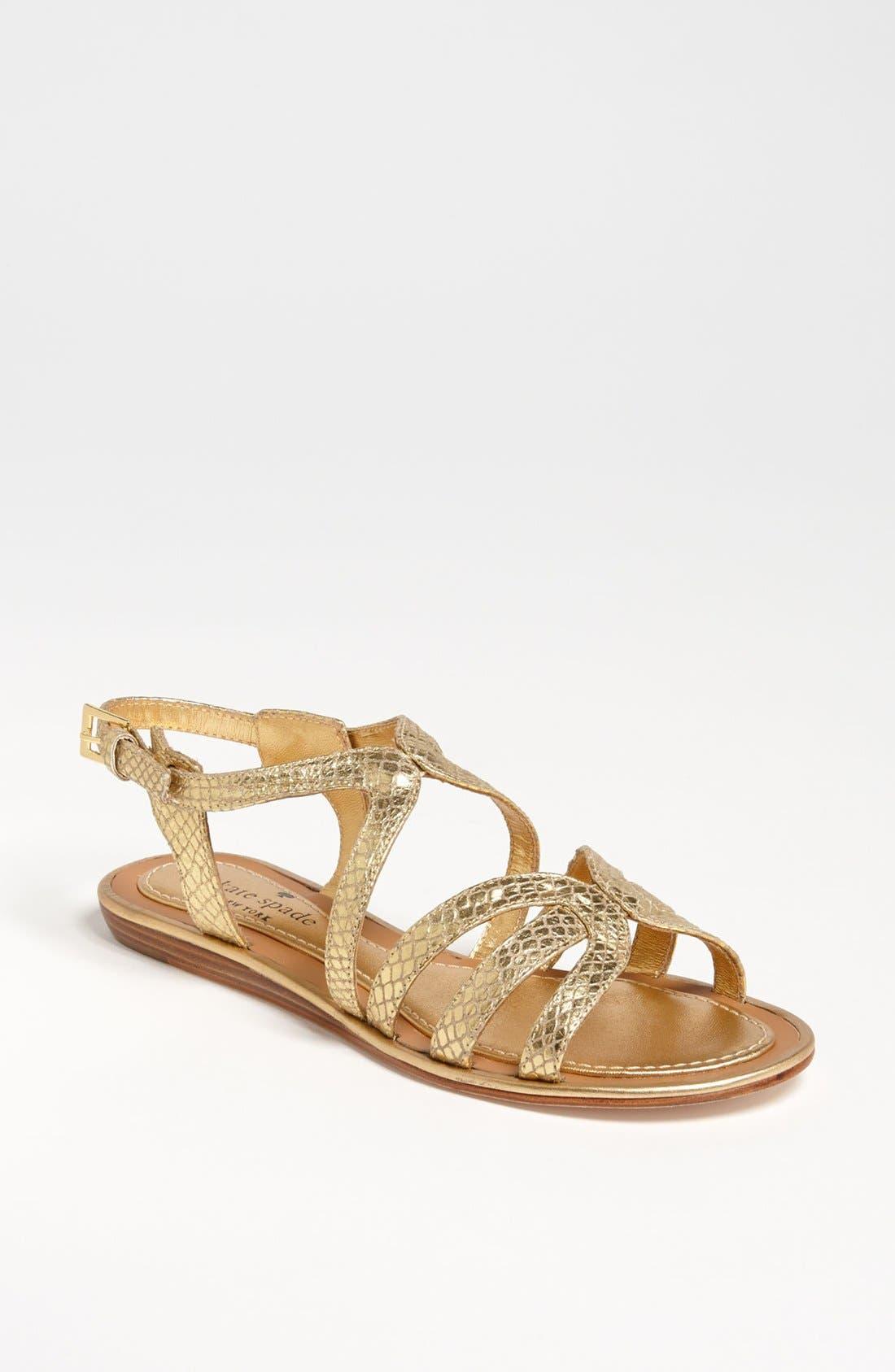 Alternate Image 1 Selected - kate spade new york 'intro' sandal