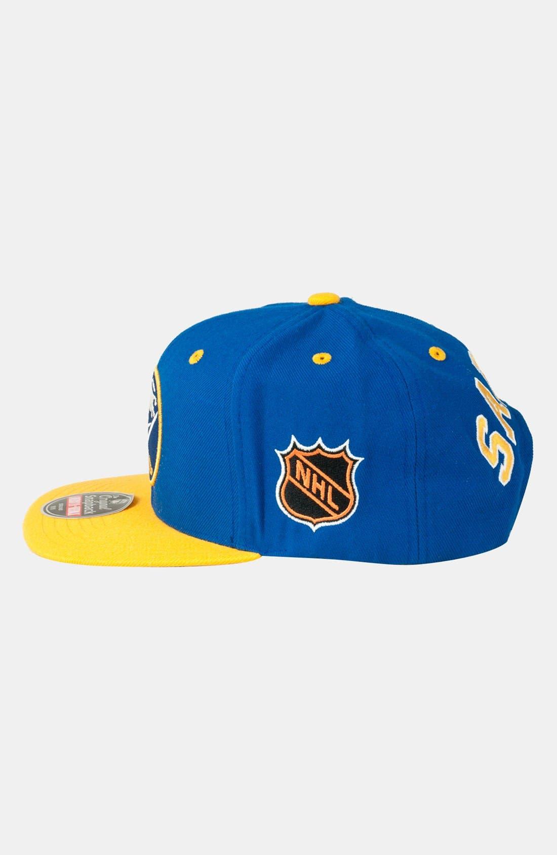 Alternate Image 3  - American Needle 'Buffalo Sabres - Blockhead' Snapback Hockey Cap