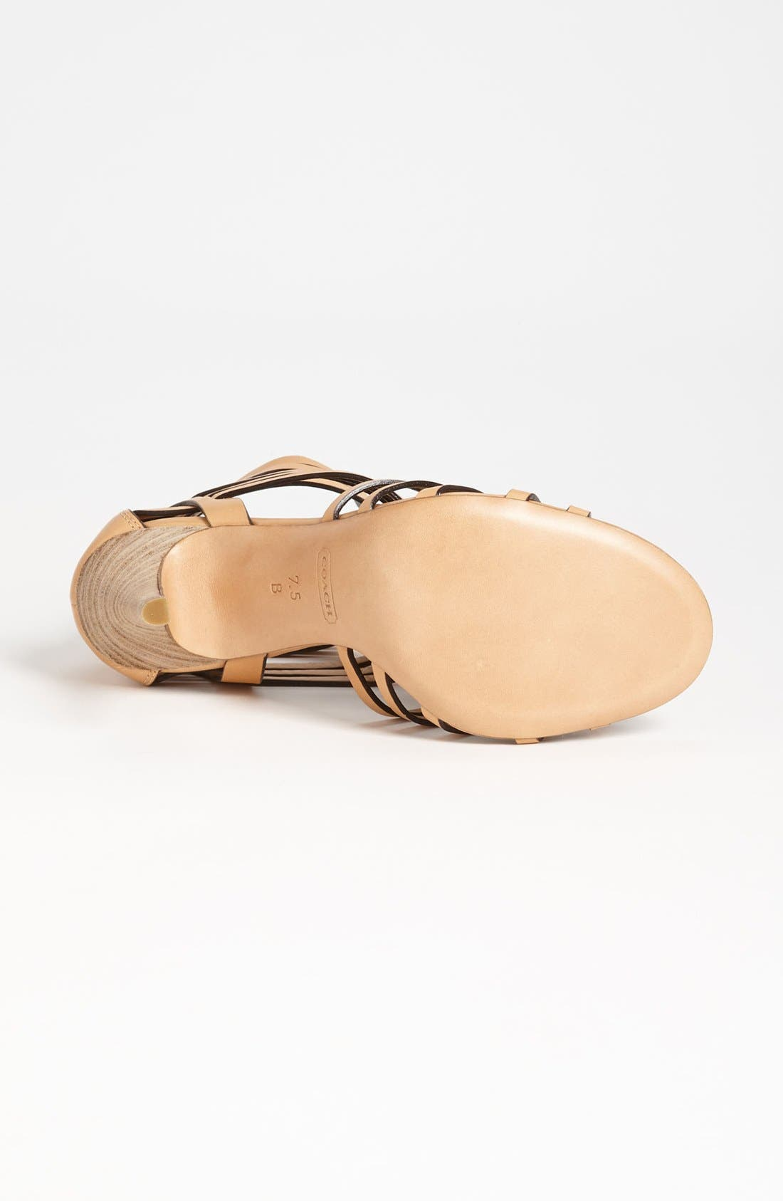 Alternate Image 4  - COACH 'Lucy' Sandal
