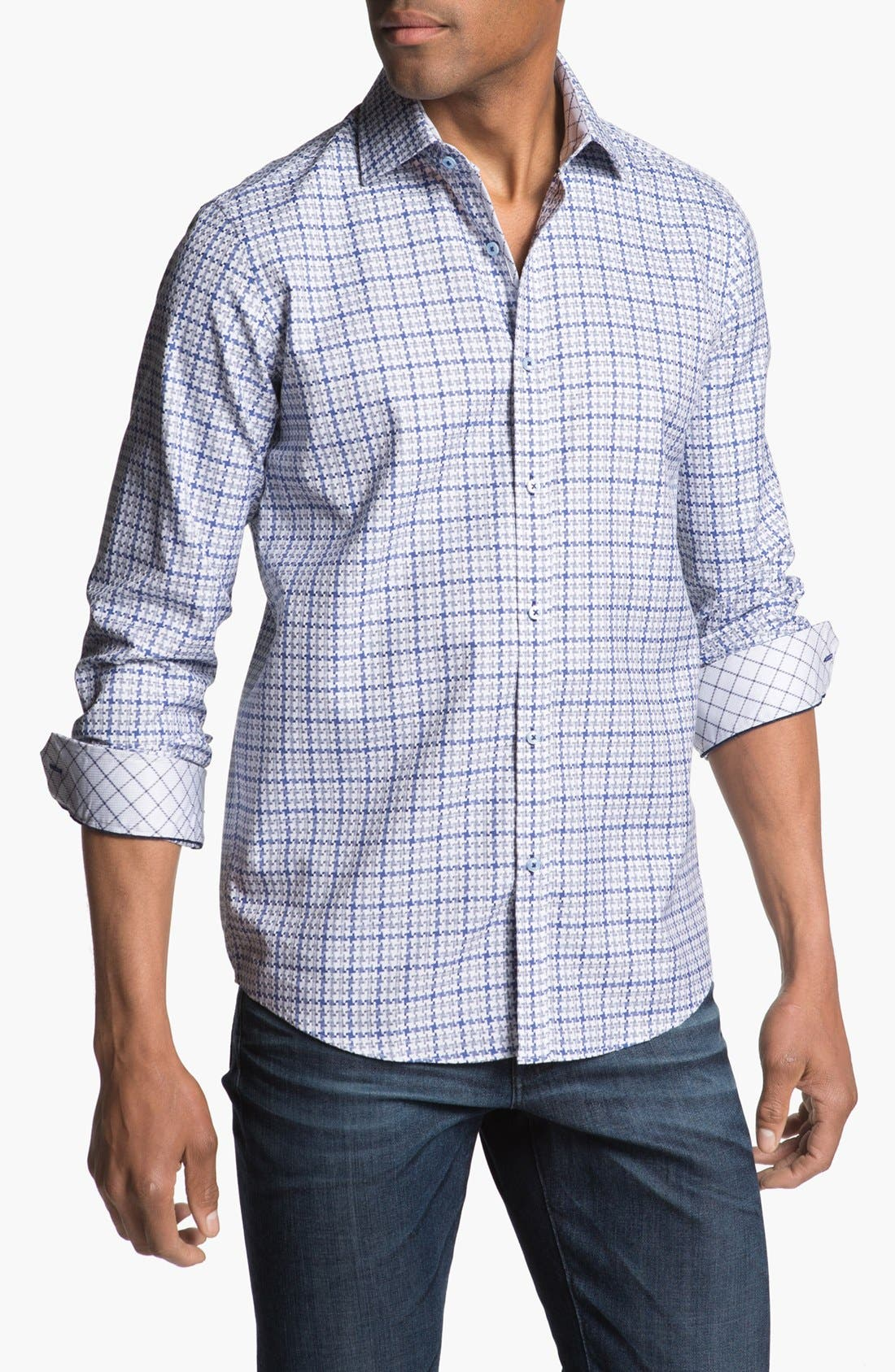 Main Image - Report Collection Regular Fit Sport Shirt