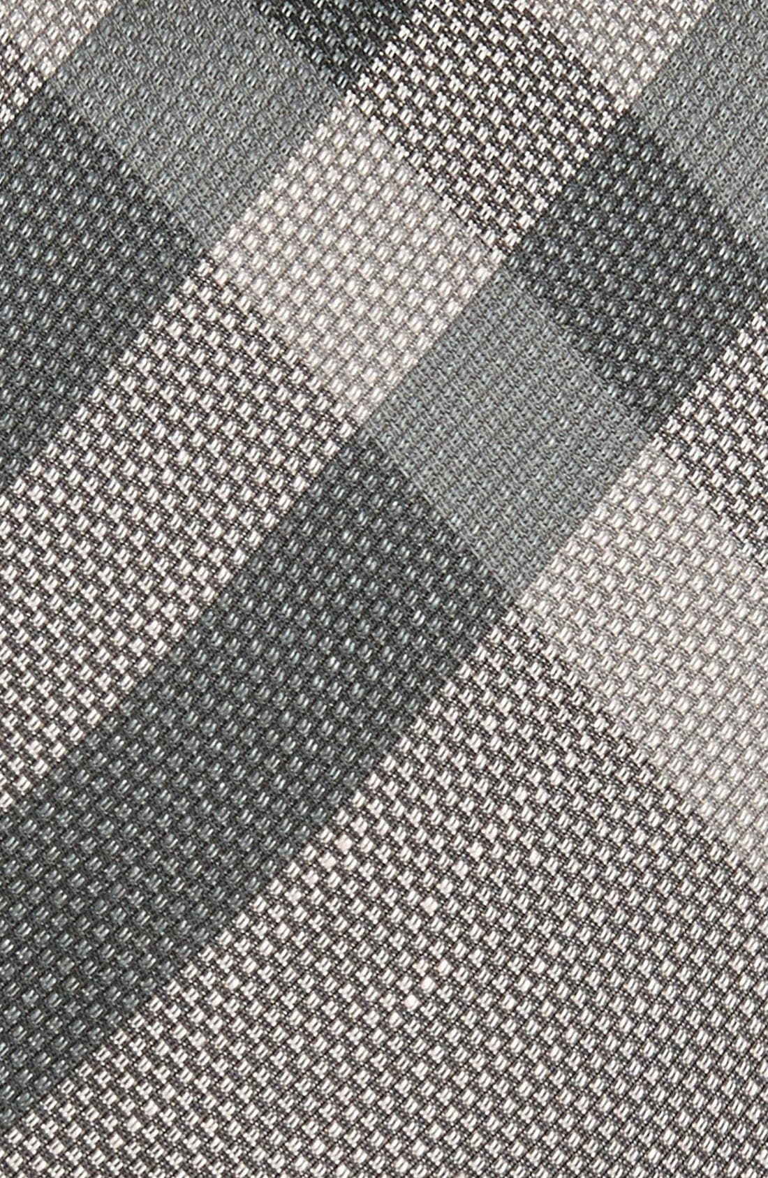 Alternate Image 2  - Burberry London Woven Tie