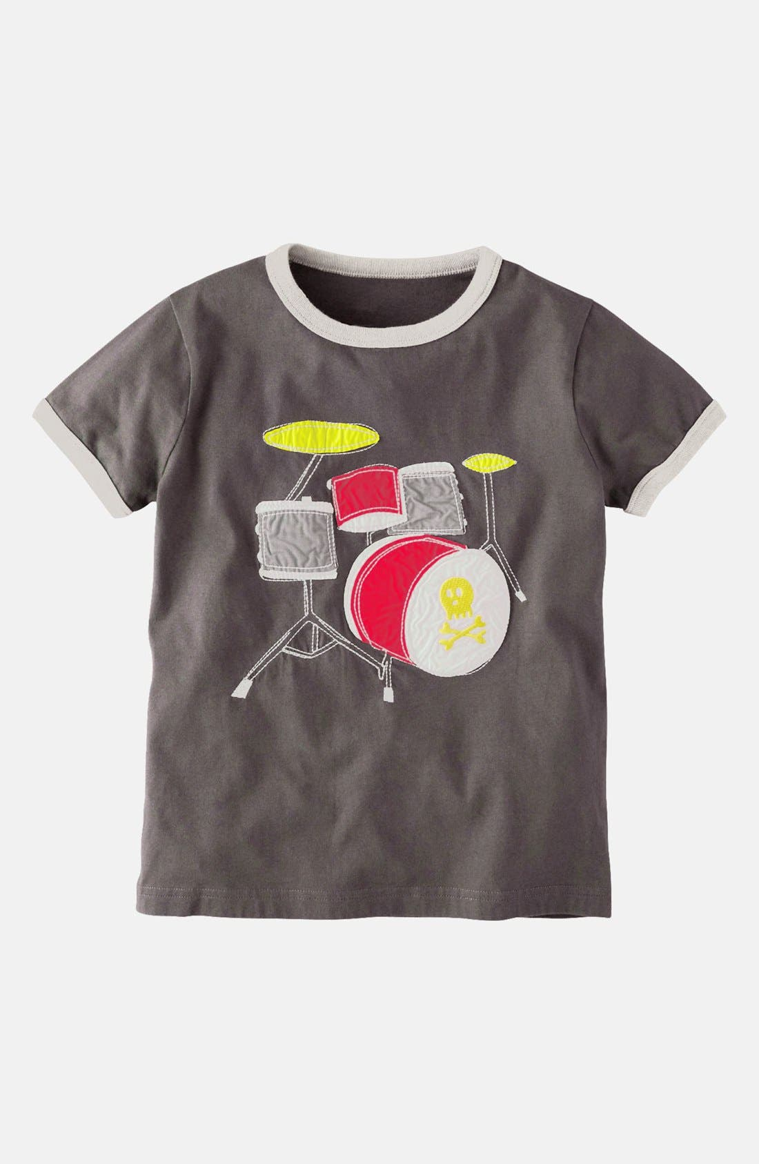 Alternate Image 1 Selected - Mini Boden 'Rock' T-Shirt (Toddler, Little Boys & Big Boys)