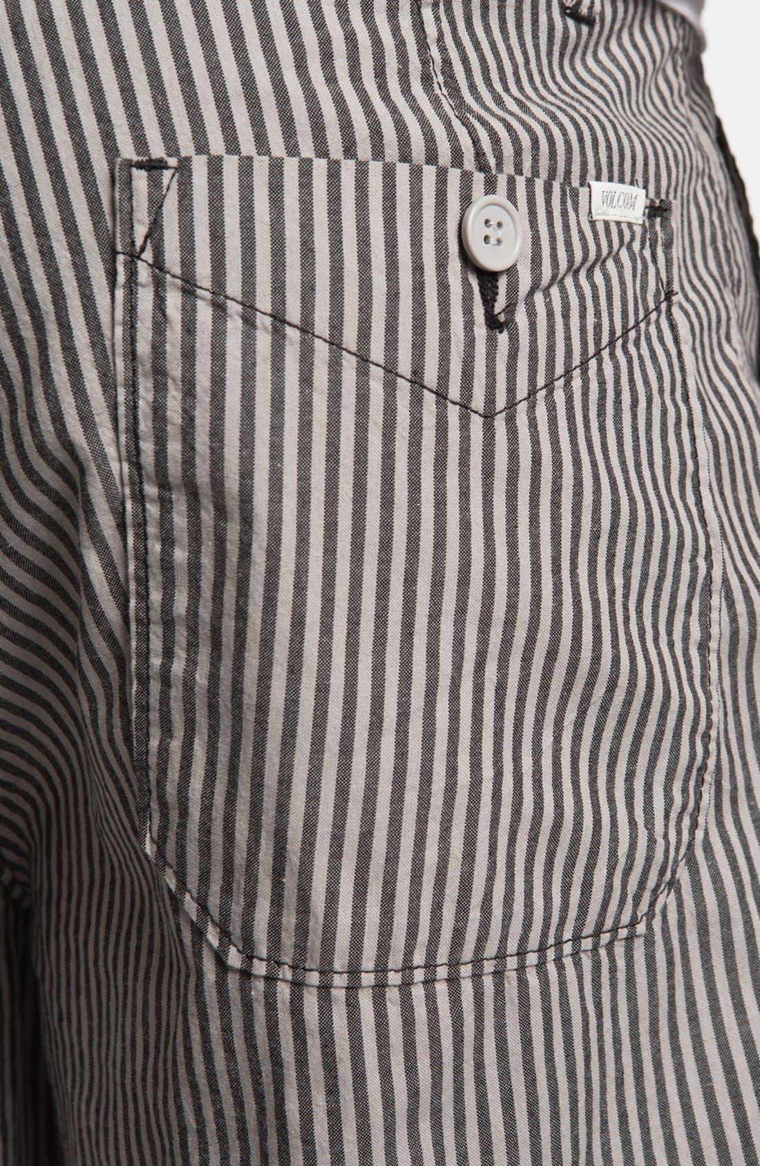 Alternate Image 3  - Volcom 'Loco' Chino Shorts
