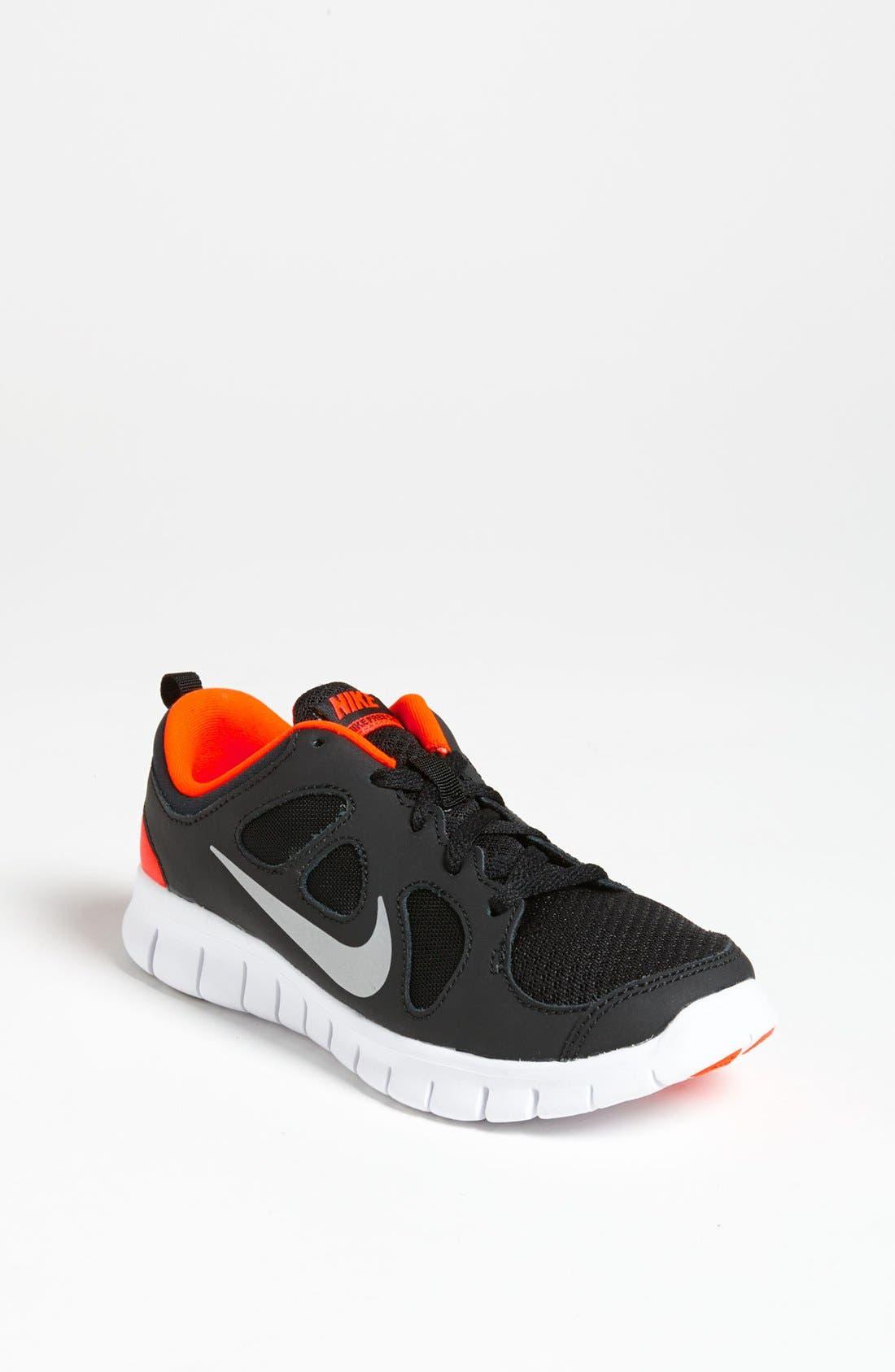 Alternate Image 1 Selected - Nike 'Free Run 5.0' Running Shoe (Toddler & Little Kid)