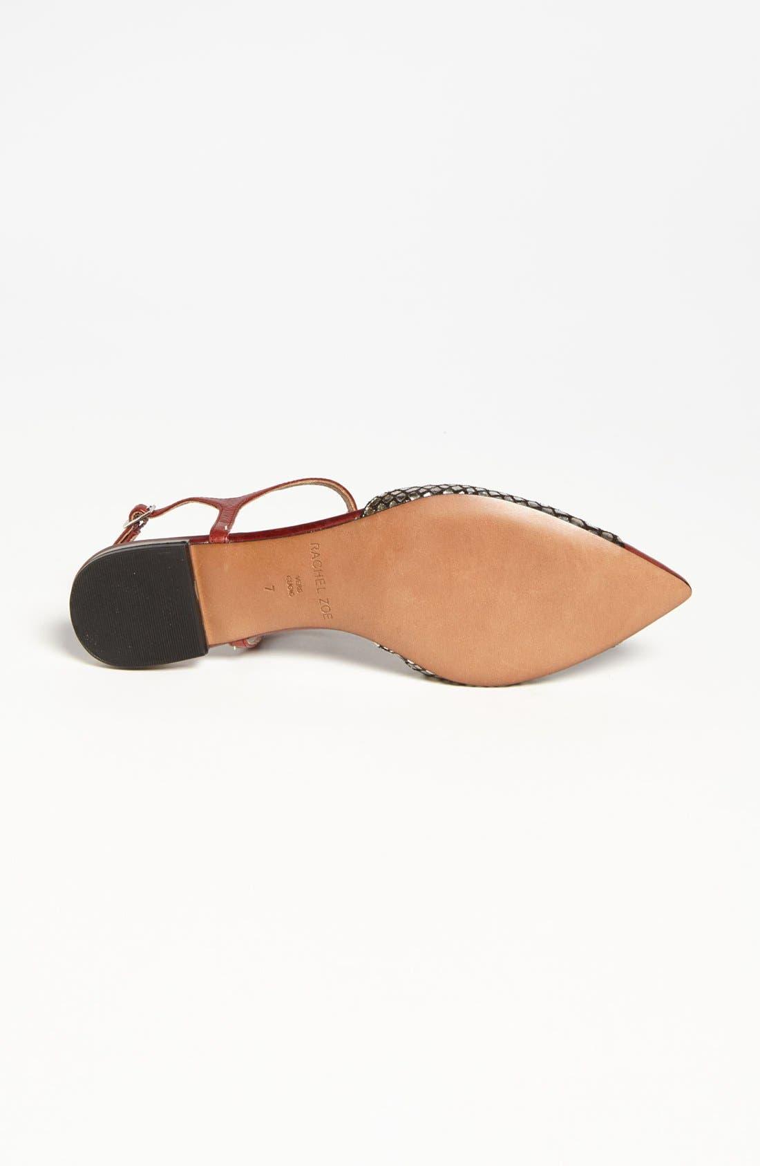 Alternate Image 4  - Rachel Zoe 'Isabel' Sandal