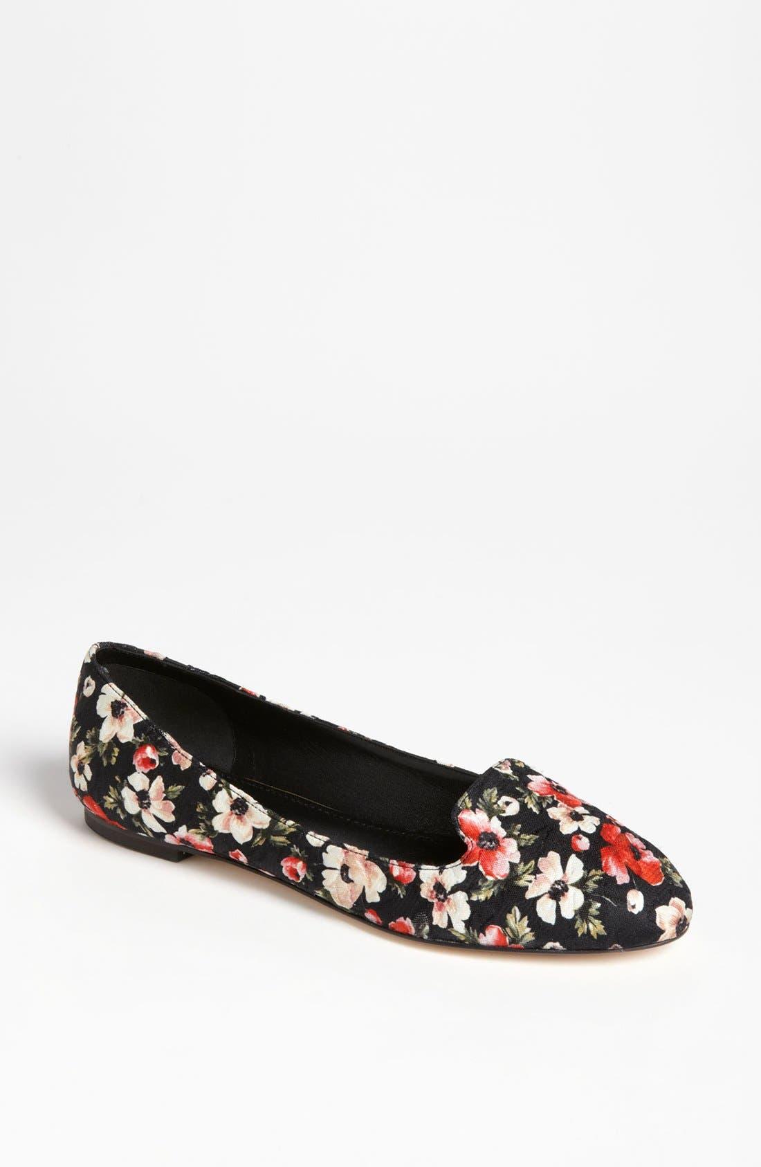 Alternate Image 1 Selected - Dolce&Gabbana Floral Flat