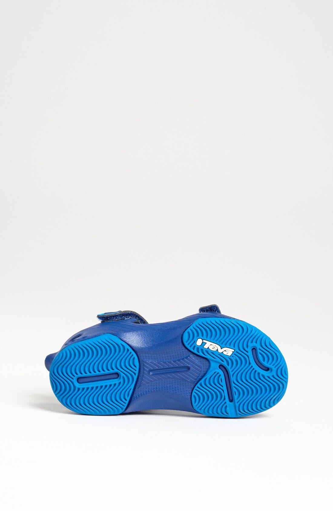Alternate Image 4  - Teva 'Barracuda' Sandal (Baby & Walker)
