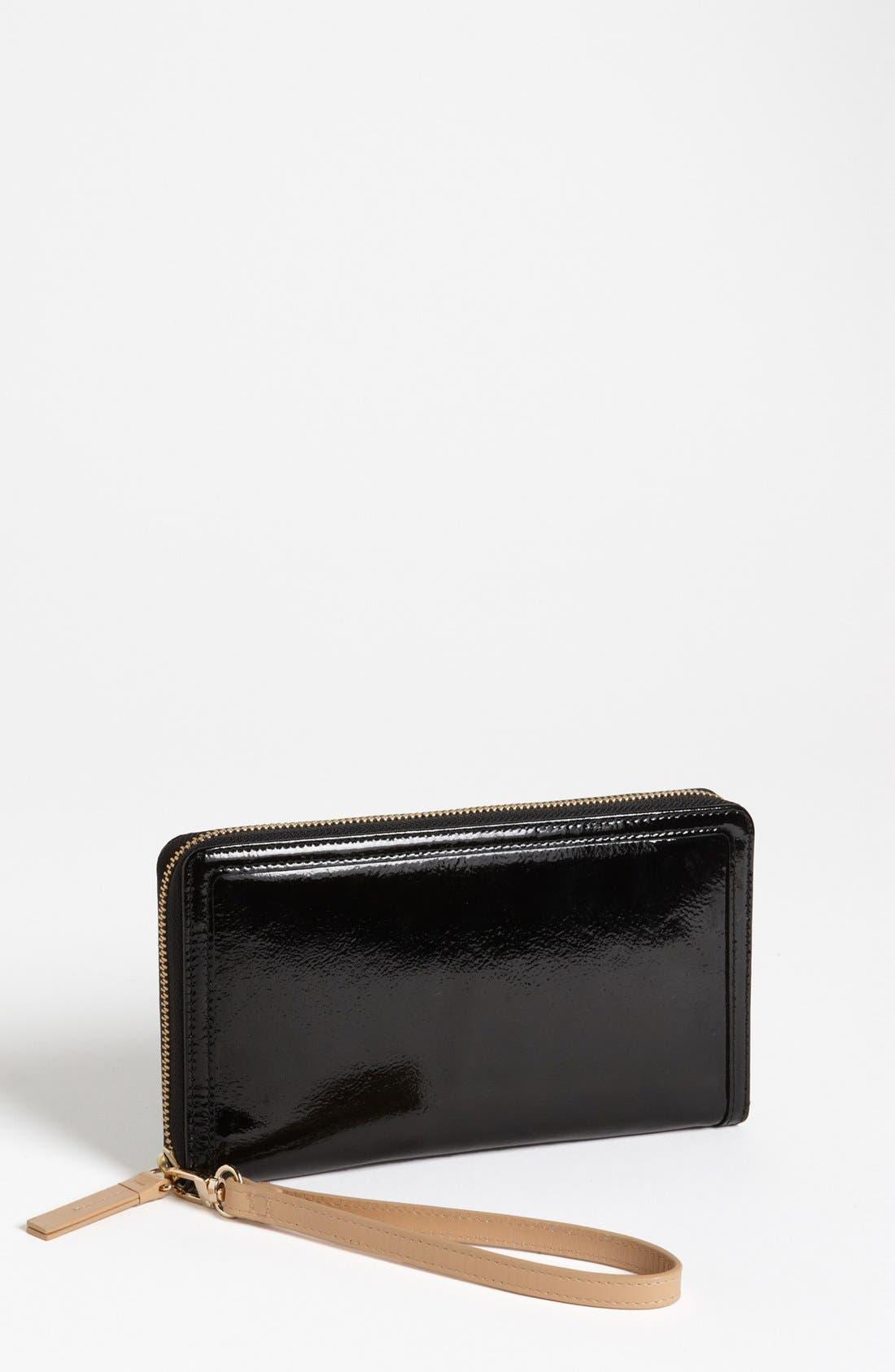 Alternate Image 1 Selected - Halogen® 'Large' Continental Wallet