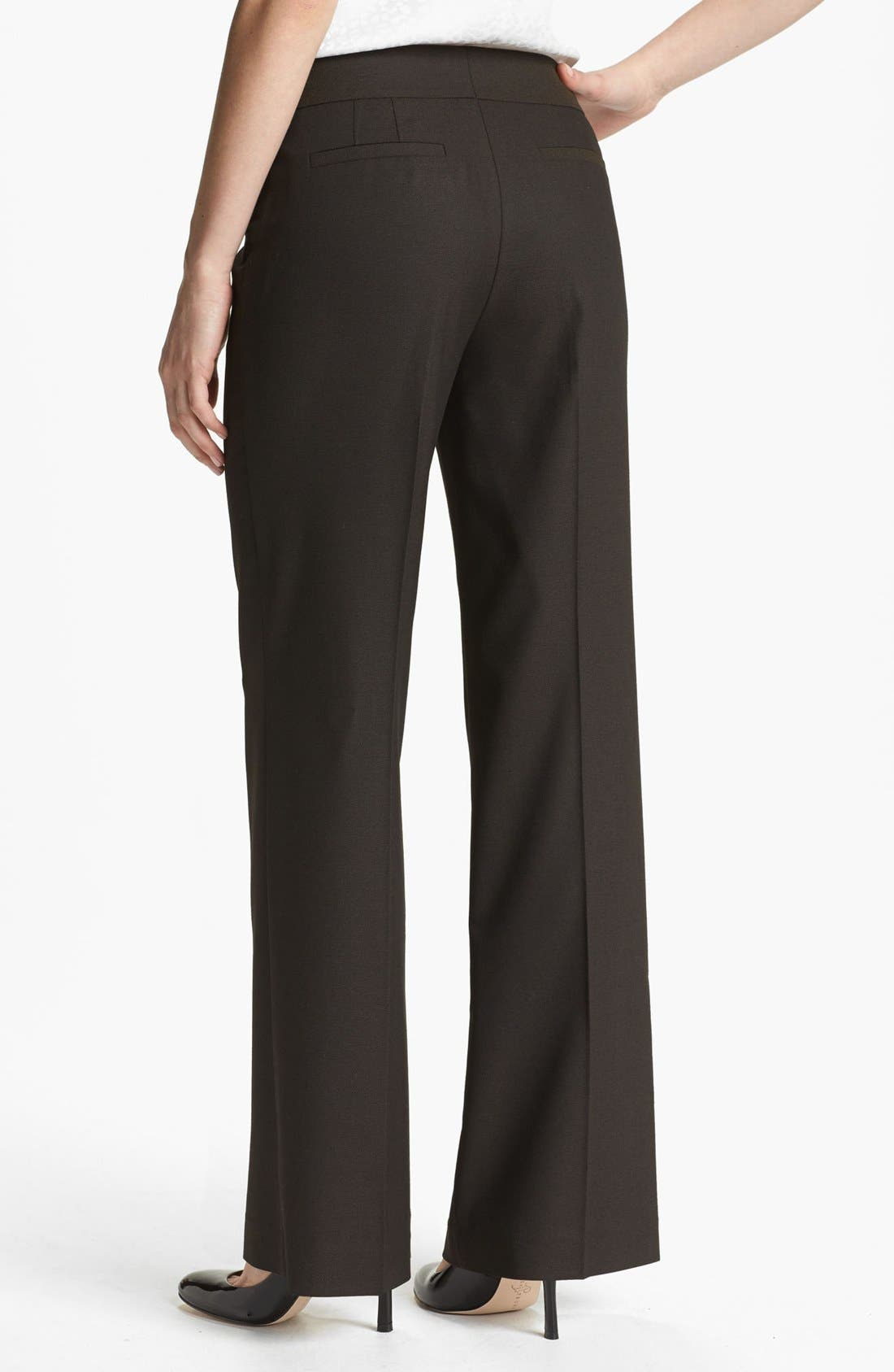 Alternate Image 2  - Halogen® 'Quinn' Pants