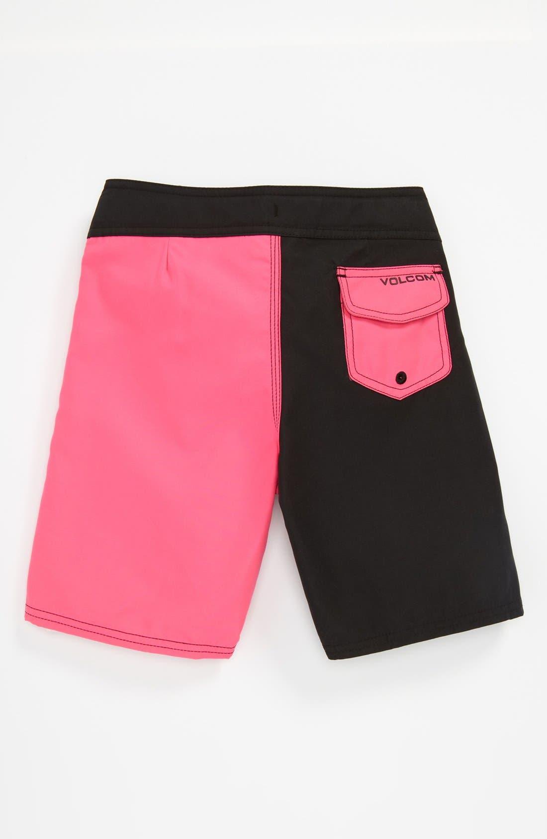 Alternate Image 2  - Volcom '38er' Board Shorts (Big Boys)