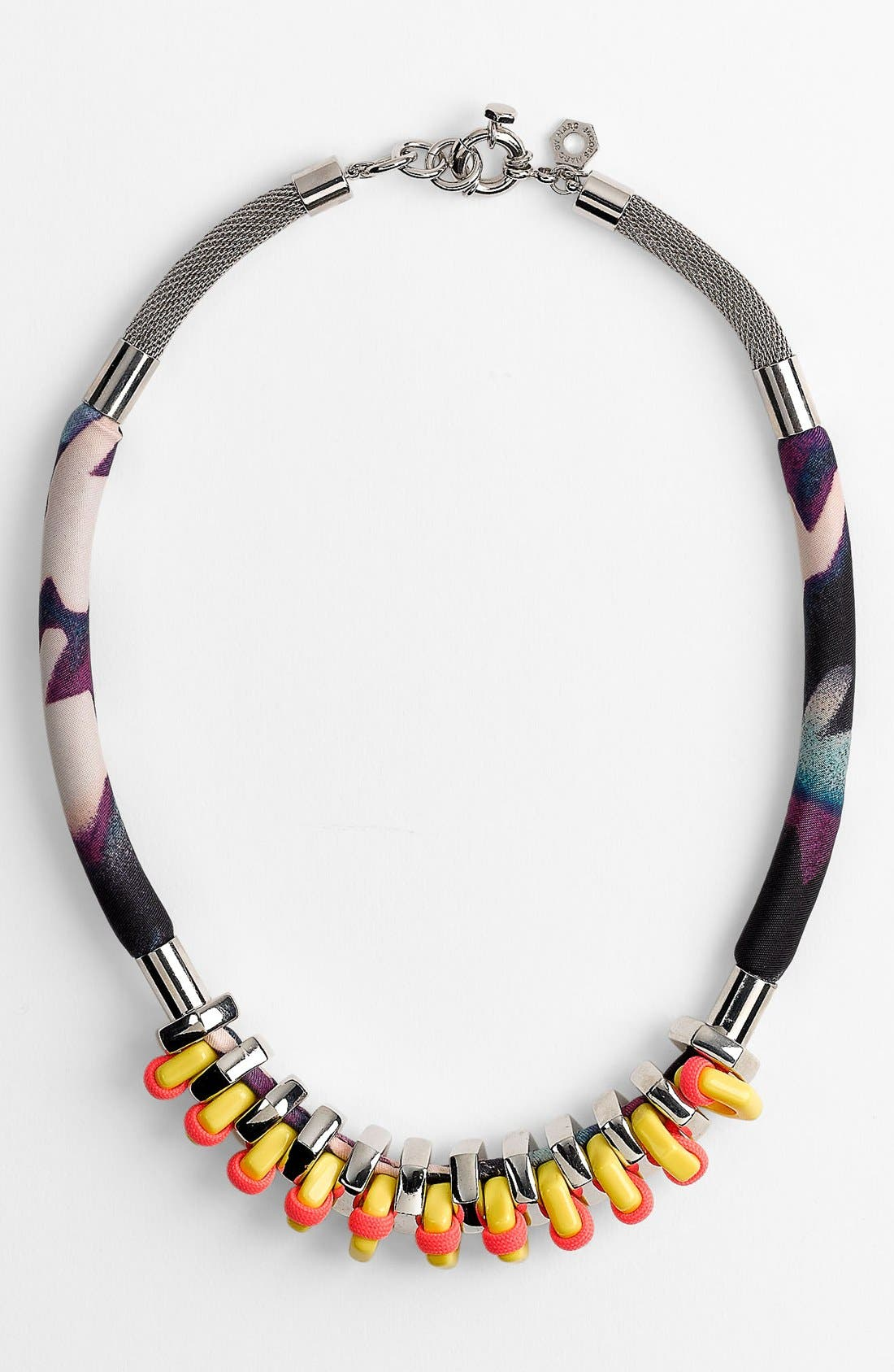 Alternate Image 1 Selected - MARC BY MARC JACOBS 'Bolts' Bib Necklace