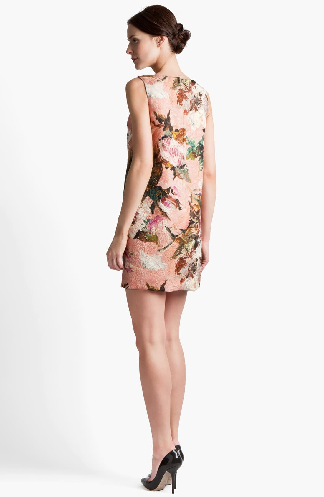 Alternate Image 2  - Dolce&Gabbana Brocade Dress