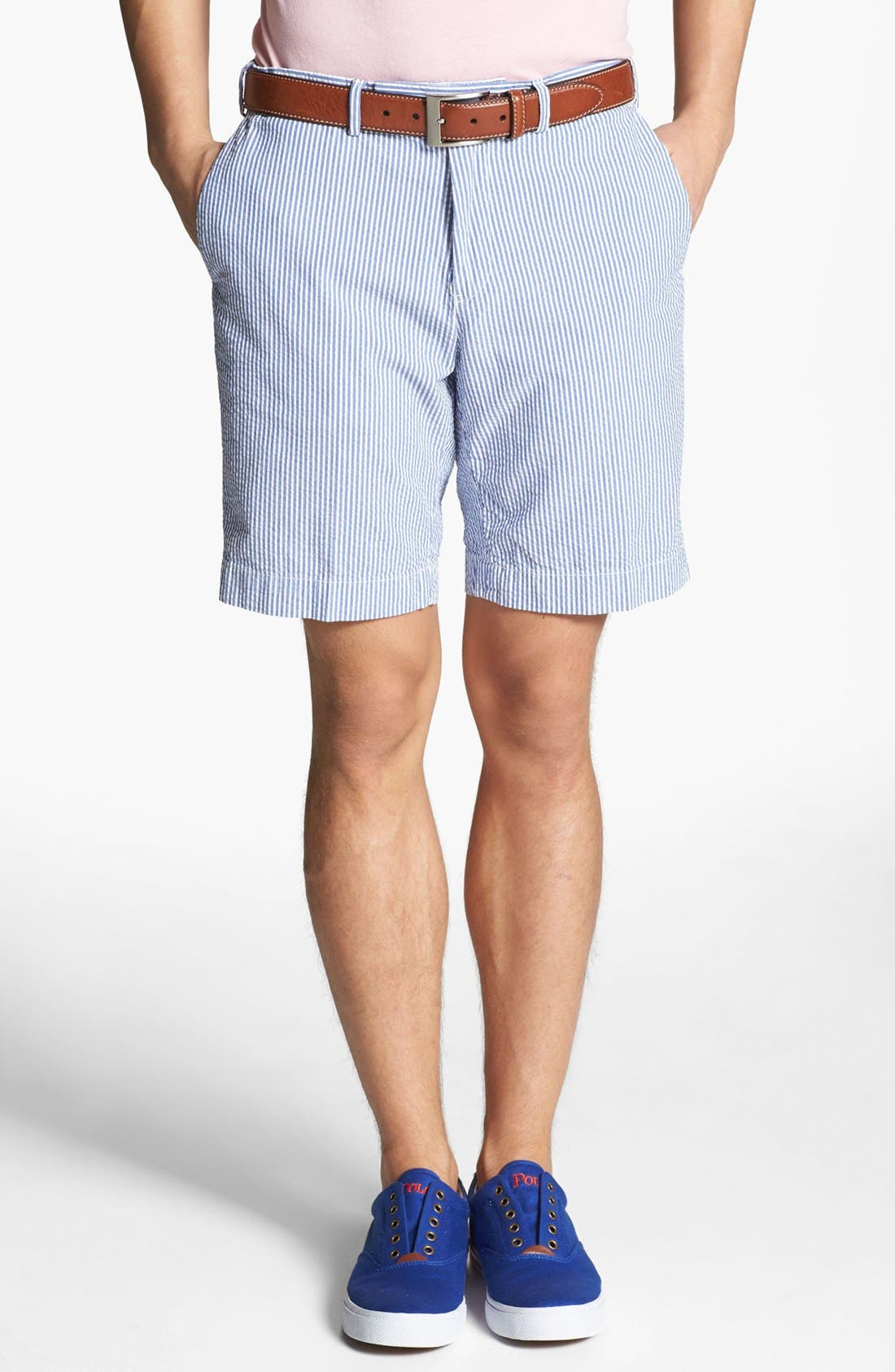Alternate Image 1 Selected - Polo Ralph Lauren 'Suffield' Shorts