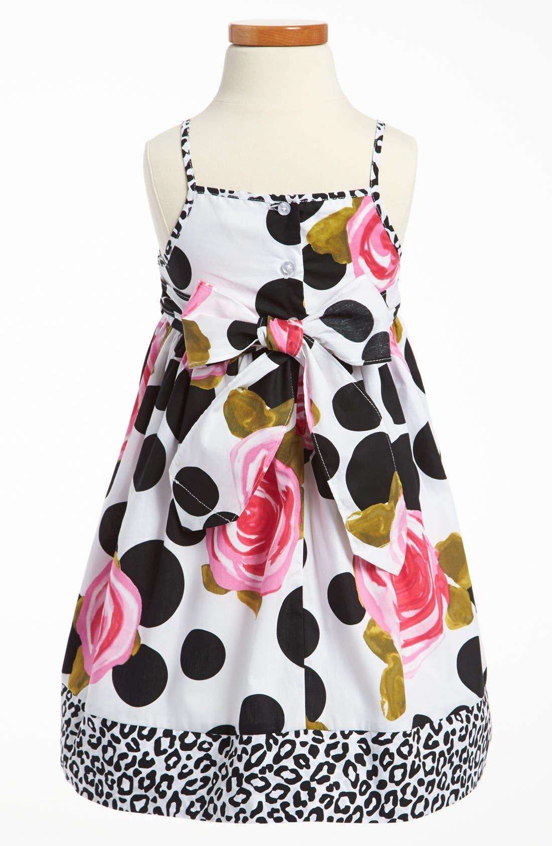 Alternate Image 2  - Marmelatta Print Dress (Toddler)