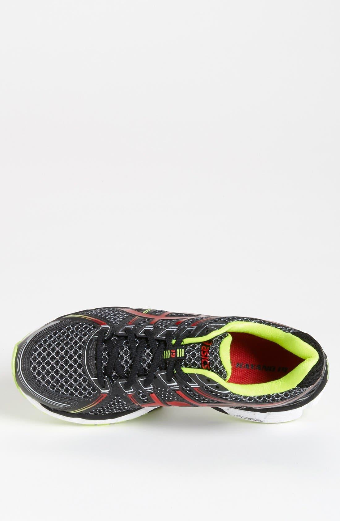Alternate Image 3  - ASICS® 'GEL-Kayano® 19' Running Shoe (Men) (Online Only) (Regular Retail Price: $144.95)