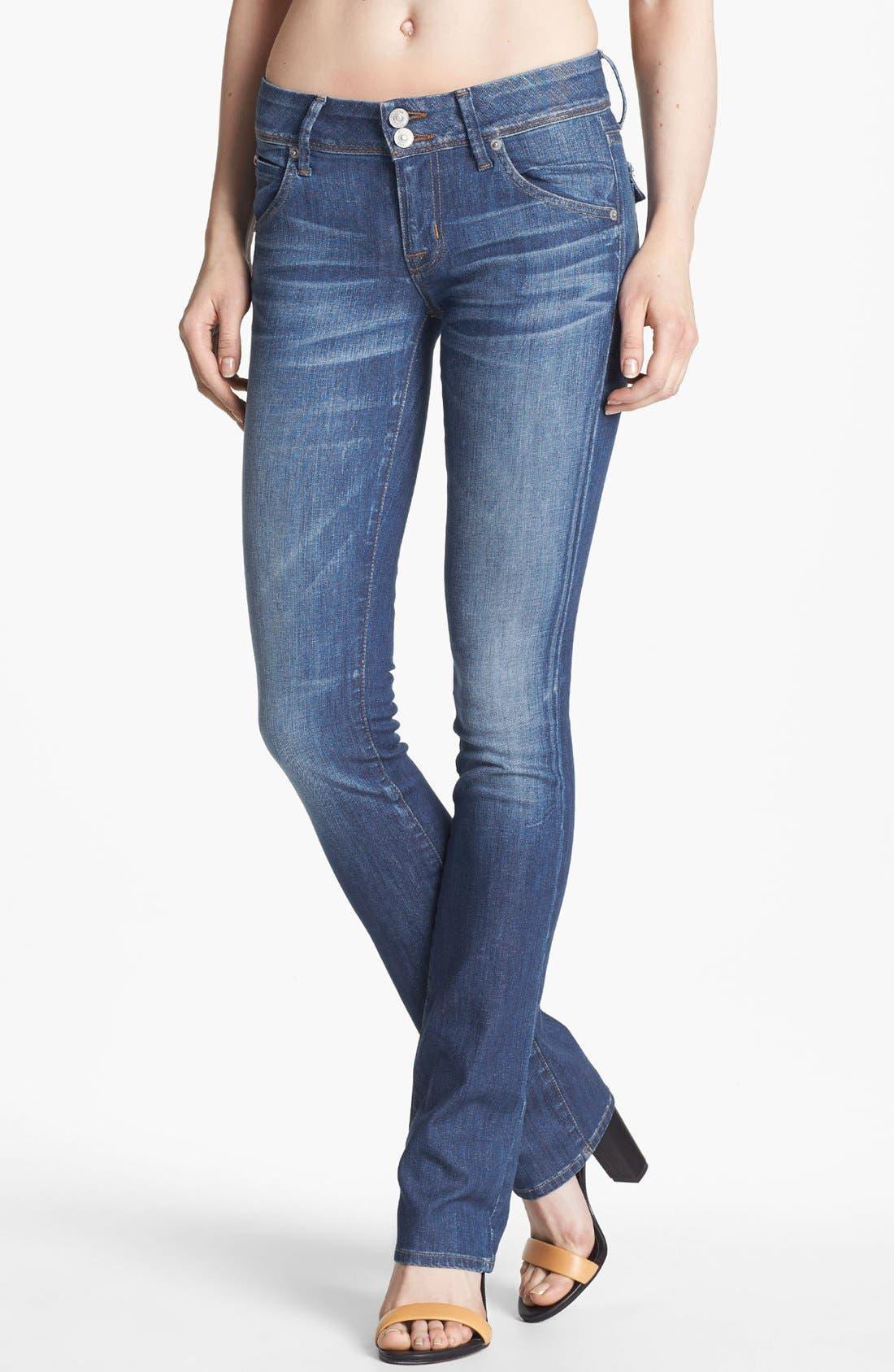 Main Image - Hudson Jeans Baby Bootcut Jeans (Morris)