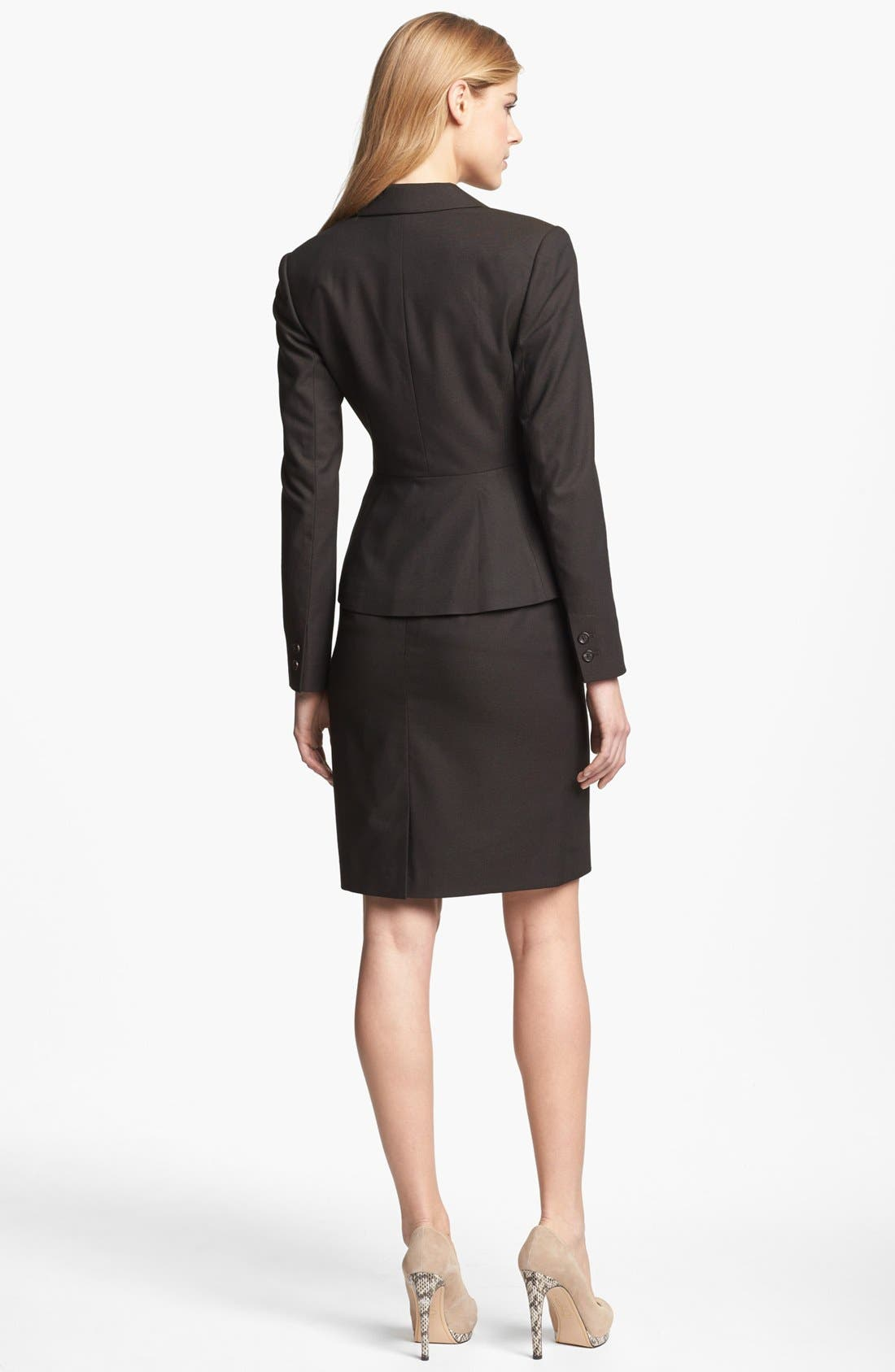 Alternate Image 4  - Halogen® Suit Jacket