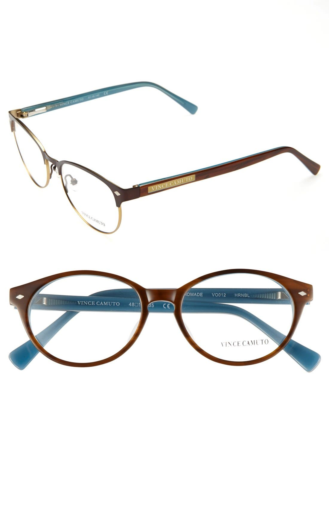 Main Image - Vince Camuto 50mm Optical Glasses