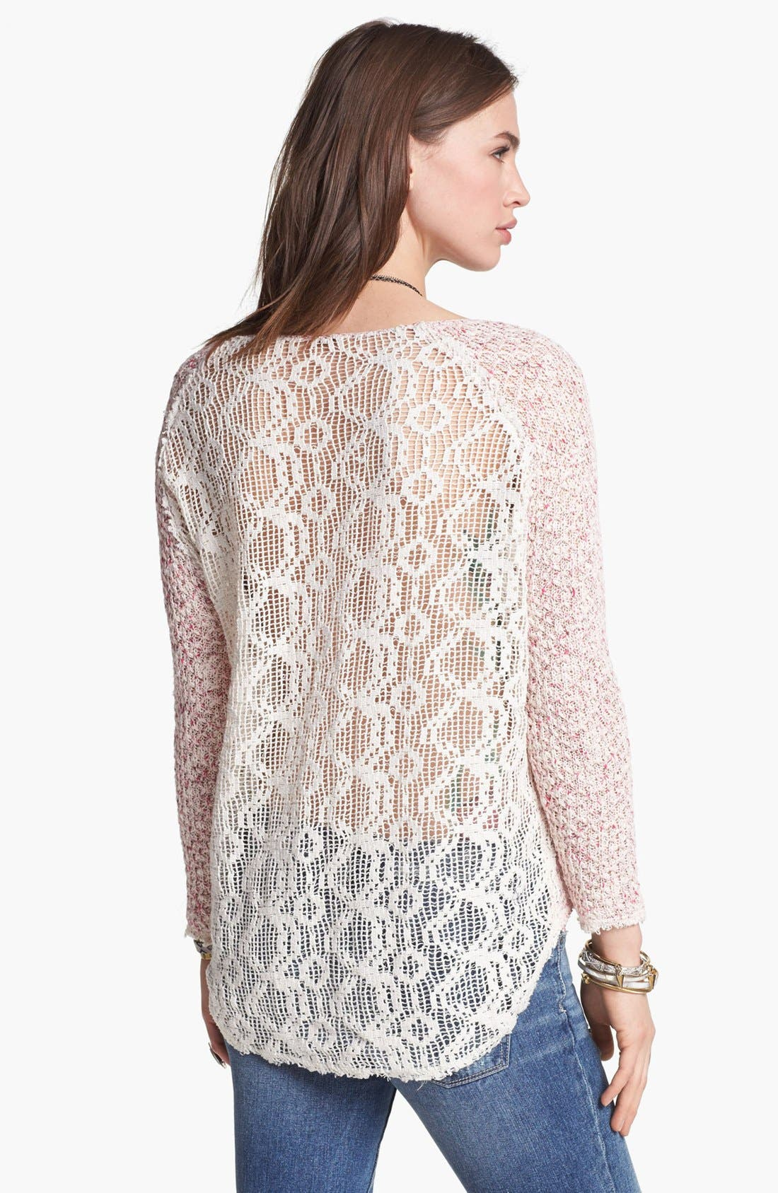 Alternate Image 2  - Free People 'Poppyseed' Pullover