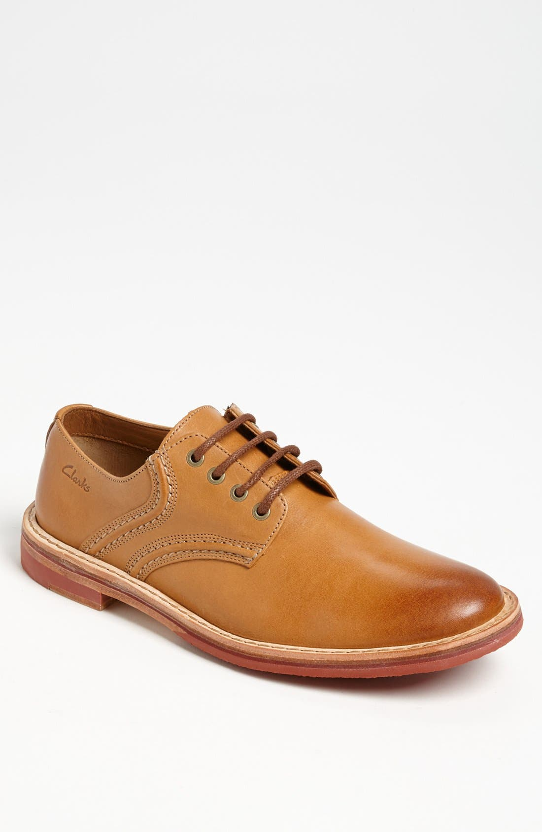 Alternate Image 1 Selected - Clarks® 'Duty Trek' Plain Toe Derby