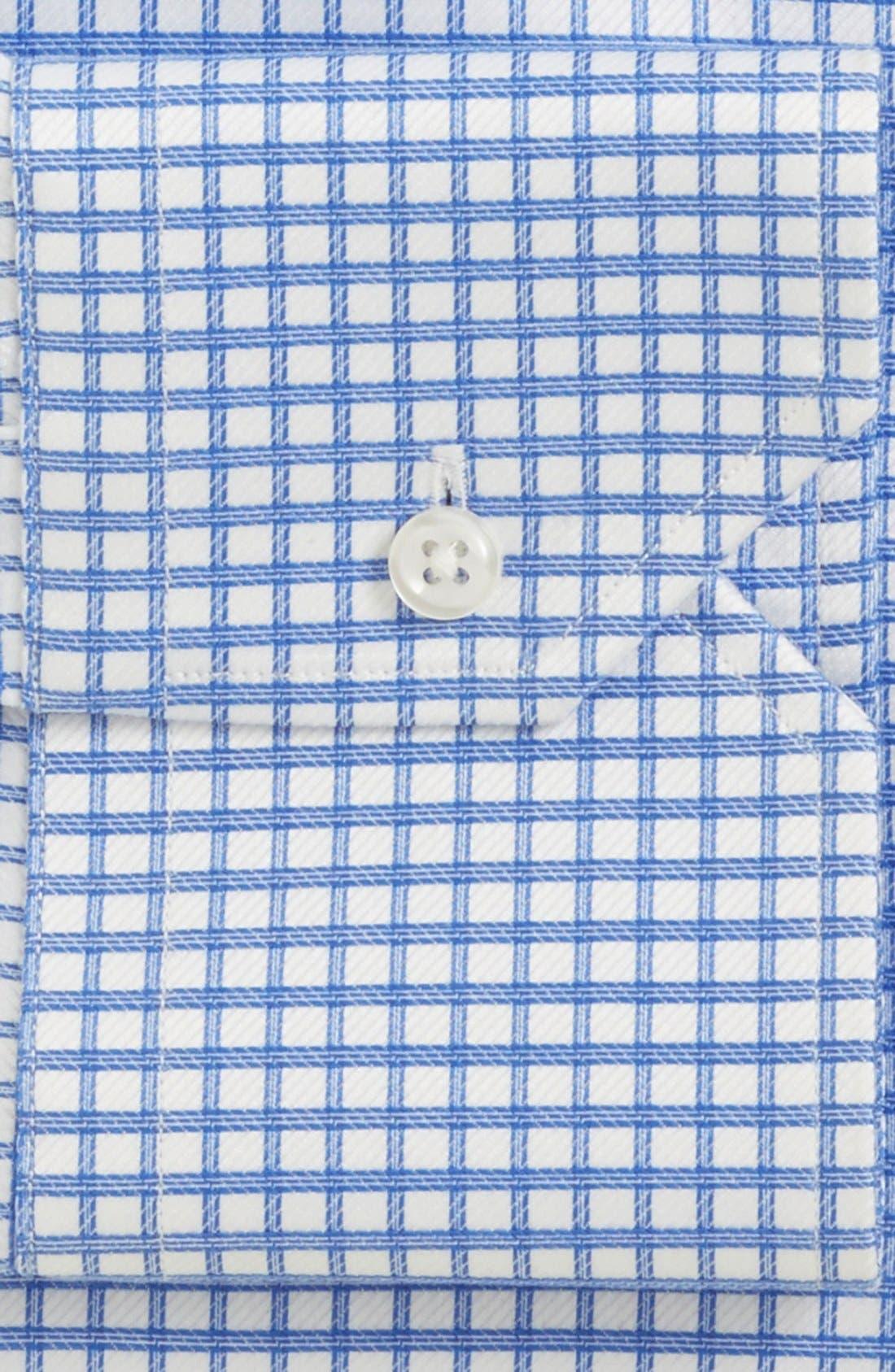 Alternate Image 2  - John W. Nordstrom® Traditional Fit Check Dress Shirt