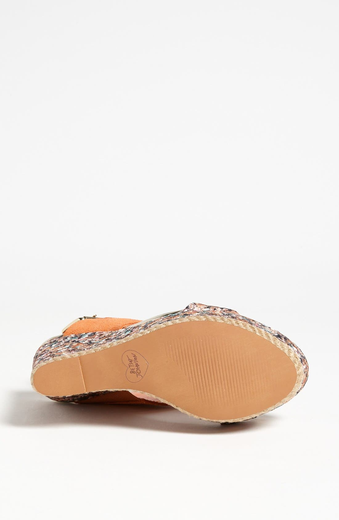 Alternate Image 4  - Betsey Johnson 'Rambling' Sandal