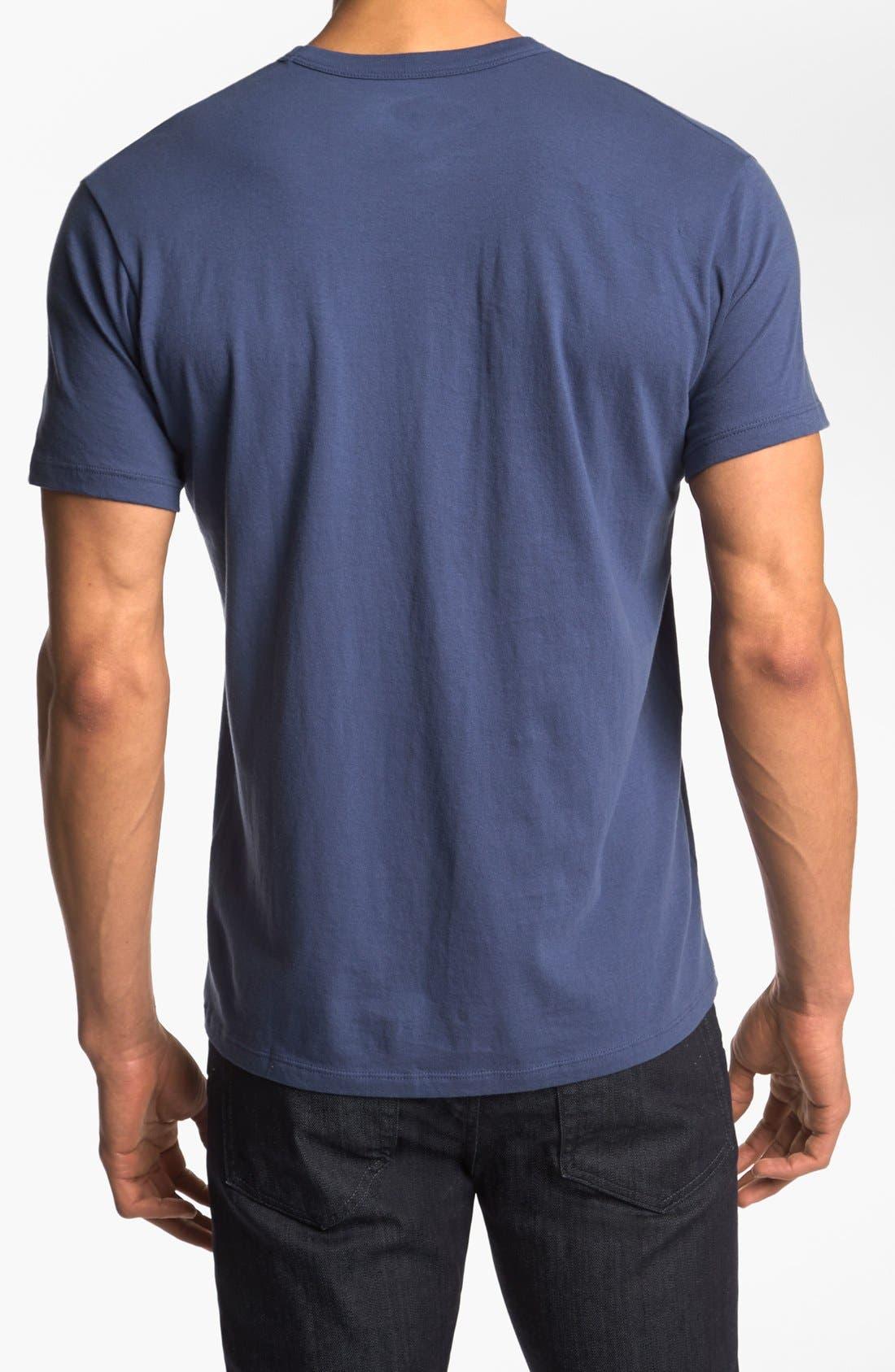 Alternate Image 2  - 47 Brand 'Los Angeles Dodgers - Flanker' T-Shirt