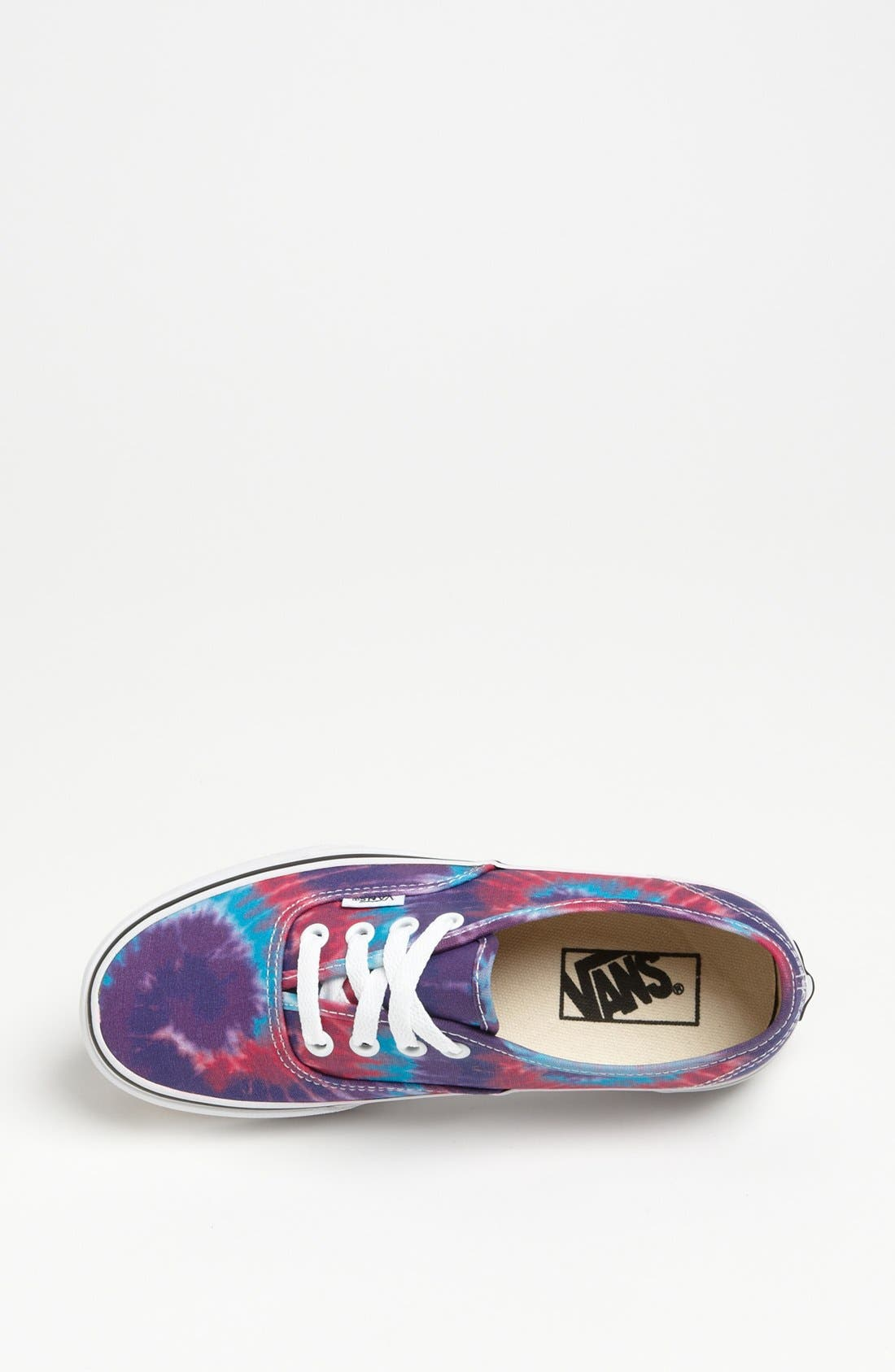 Alternate Image 3  - Vans 'Authentic - Tie Dye' Sneaker (Women)