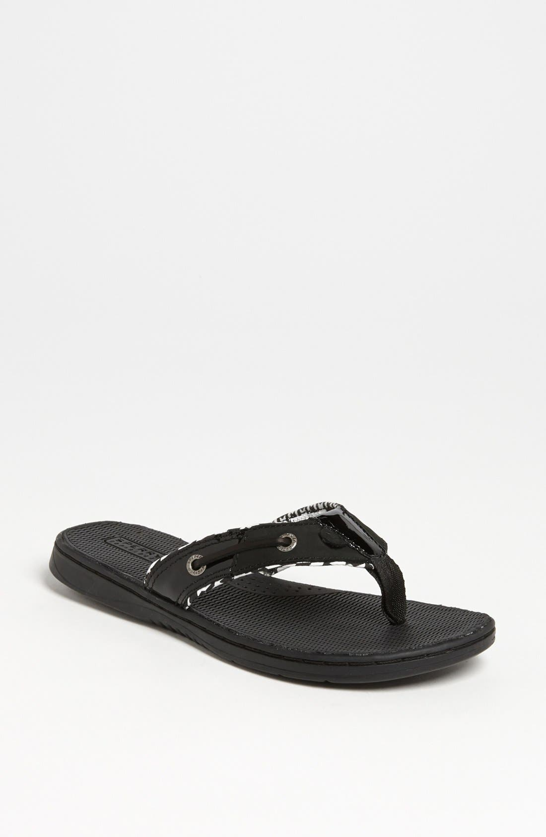 Main Image - Sperry 'Seafish' Flip Flop