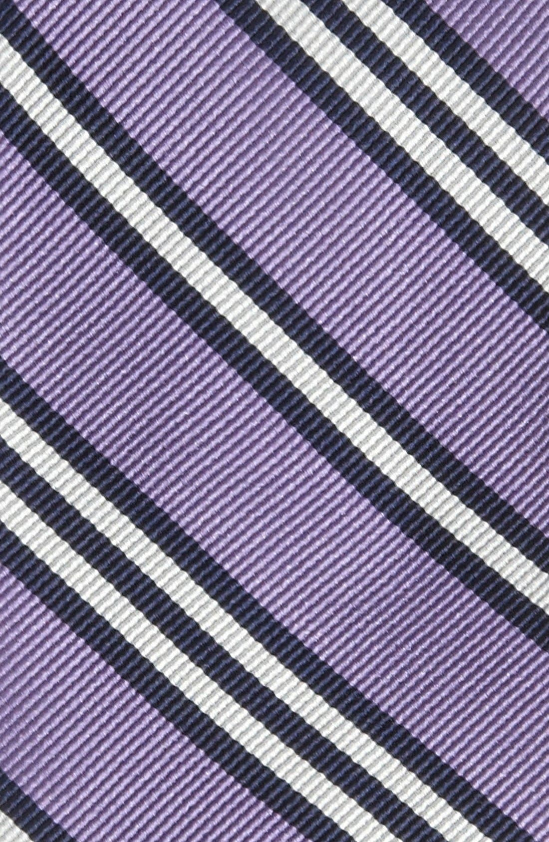 Alternate Image 2  - 1901 Woven Silk Tie