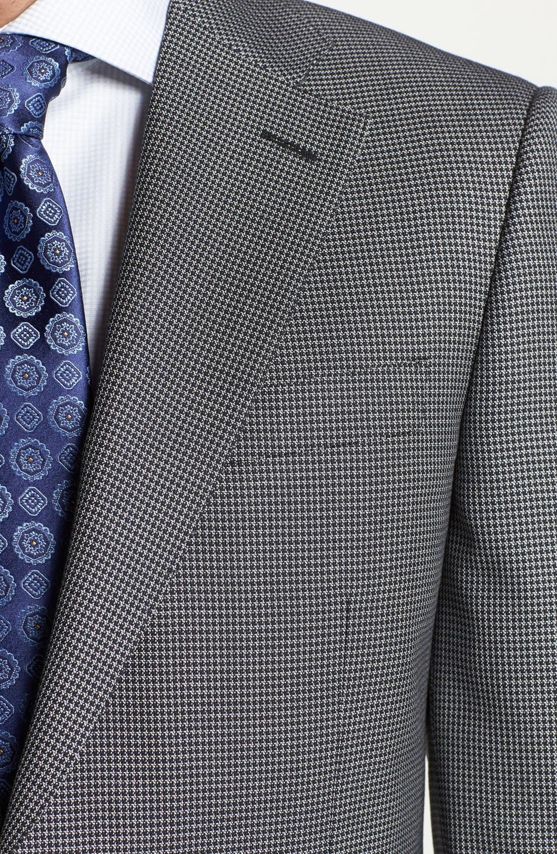 Alternate Image 2  - Canali Houndstooth Sportcoat