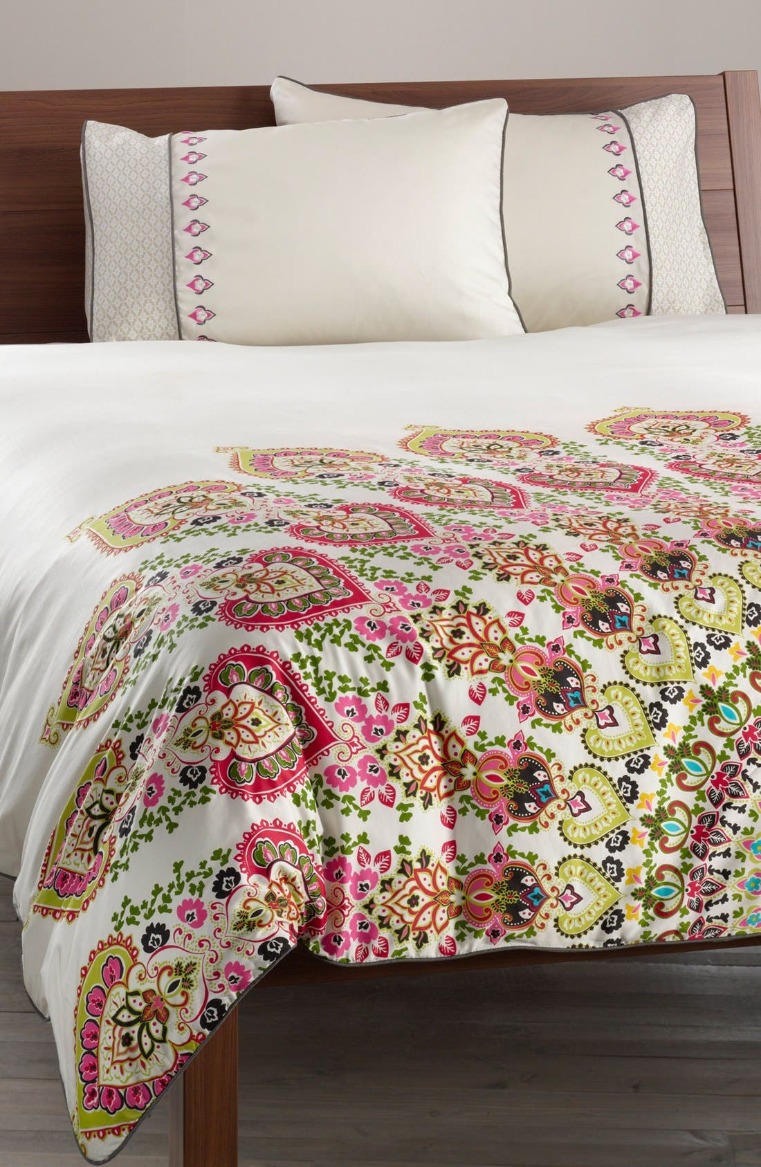 Alternate Image 1 Selected - KAS Designs 'Nymira' Duvet Cover
