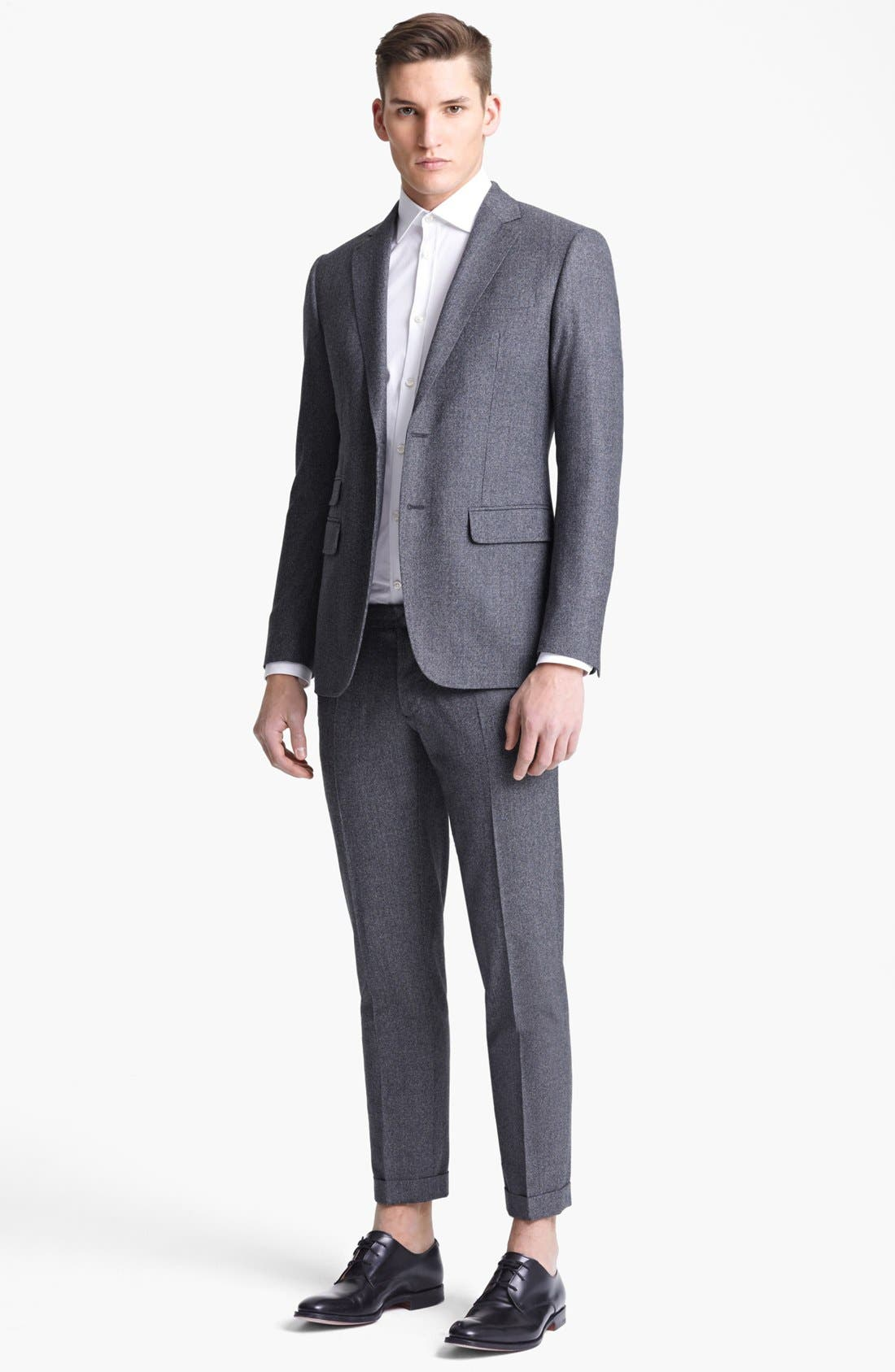 Alternate Image 1 Selected - Dsquared2 'Milan' Wool Suit