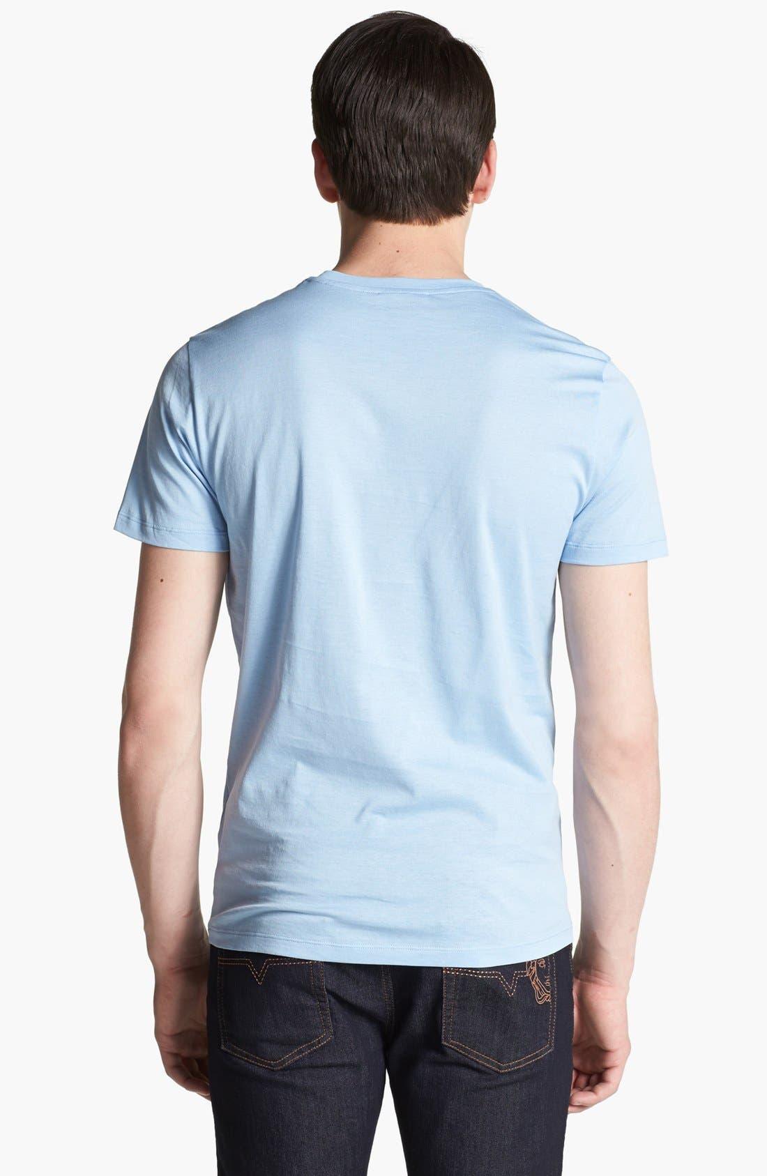Alternate Image 2  - Versace Graphic Crewneck T-Shirt