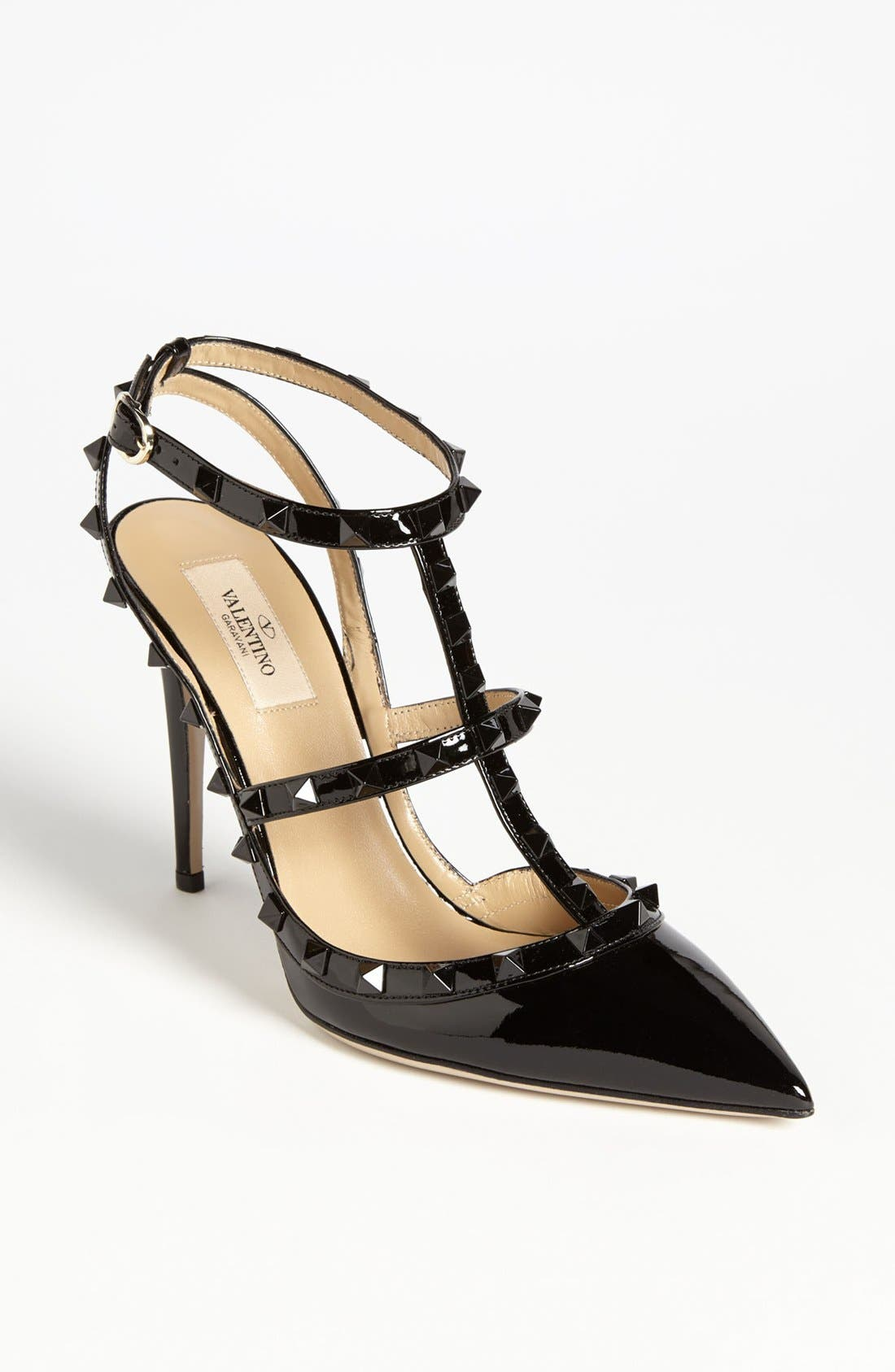 Alternate Image 1 Selected - Valentino 'Punkouture Rockstud' Pump