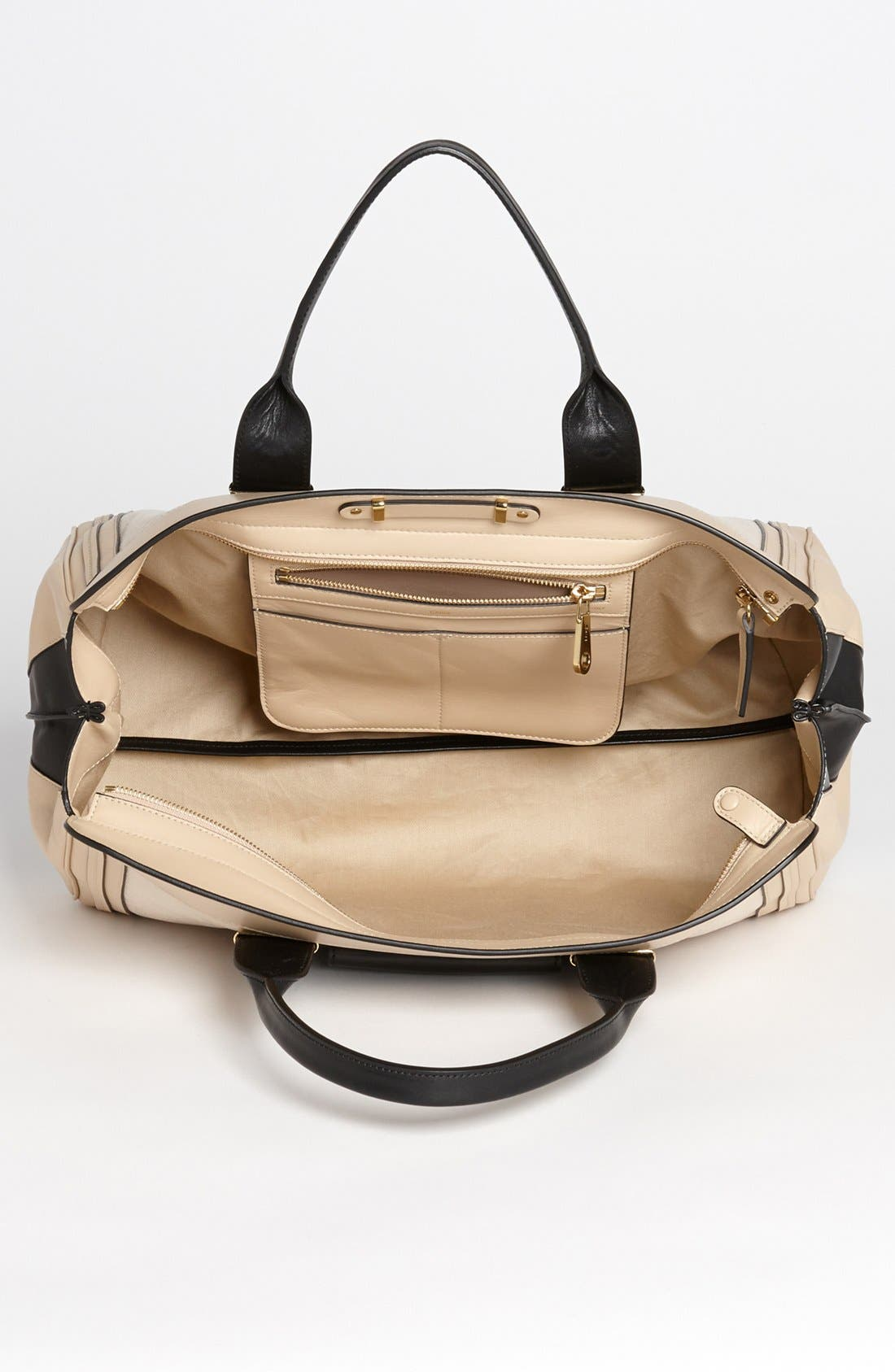 Alternate Image 3  - Chloé 'Alice - Medium' Ostrich Leather Satchel