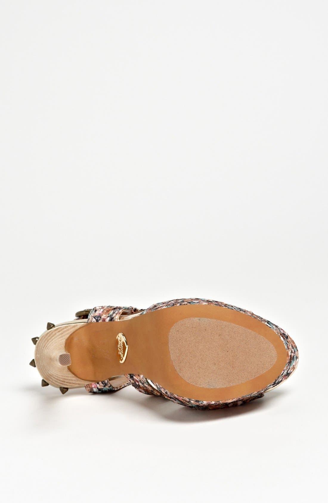 Alternate Image 4  - Betsey Johnson 'Endall' Sandal
