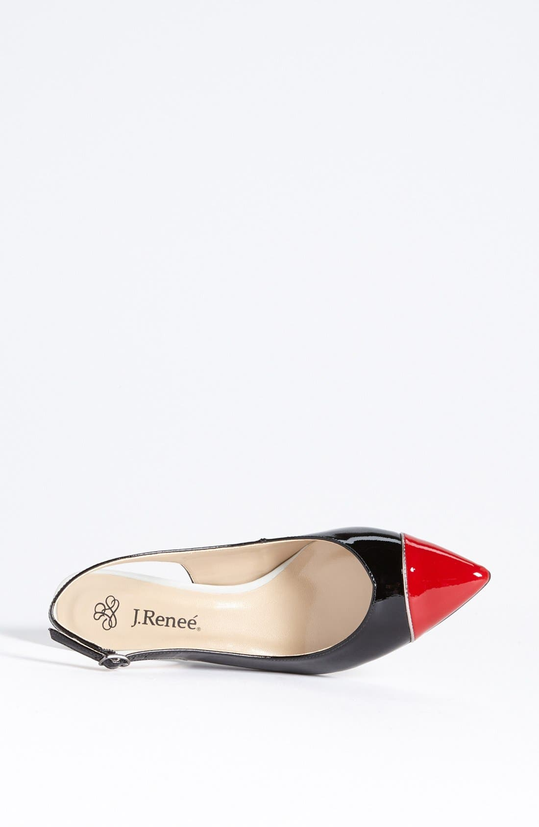Alternate Image 3  - J. Reneé 'Sophie' Pump