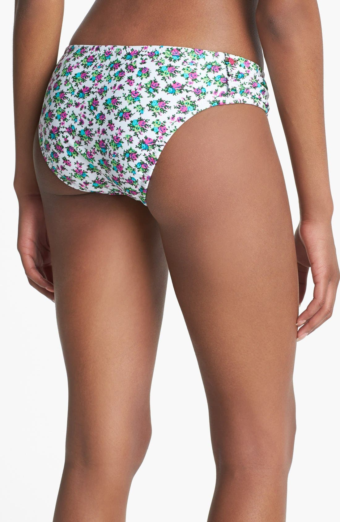 Alternate Image 2  - Betsey Johnson 'Enchanted' Hipster Bikini Bottoms