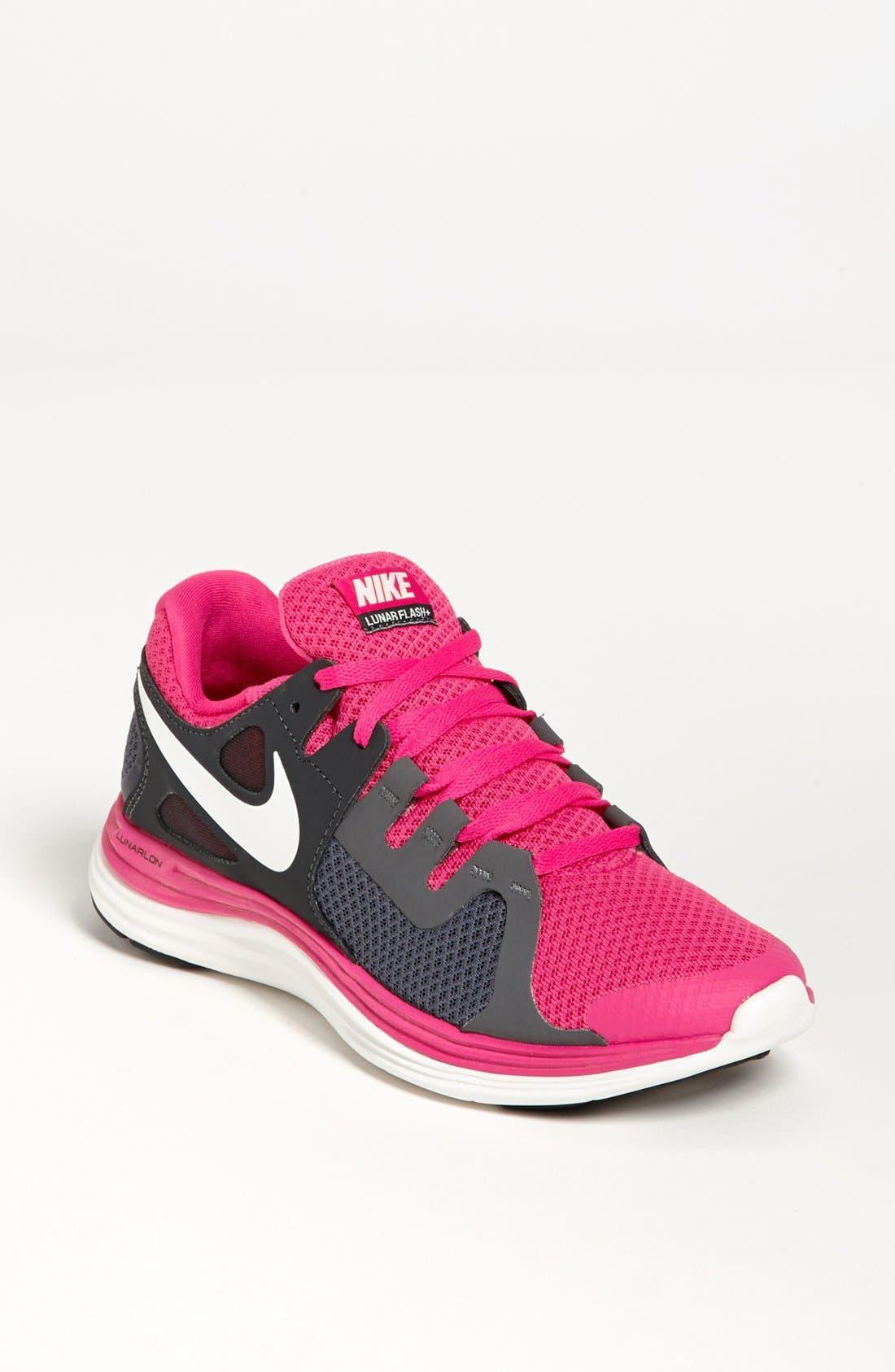 Alternate Image 1 Selected - Nike 'Lunarflash' Running Shoe (Women)
