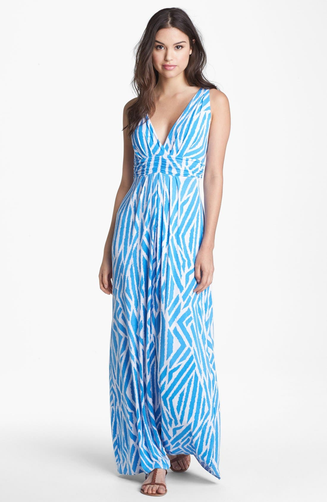 Alternate Image 1 Selected - Tart Sleeveless Jersey Maxi Dress