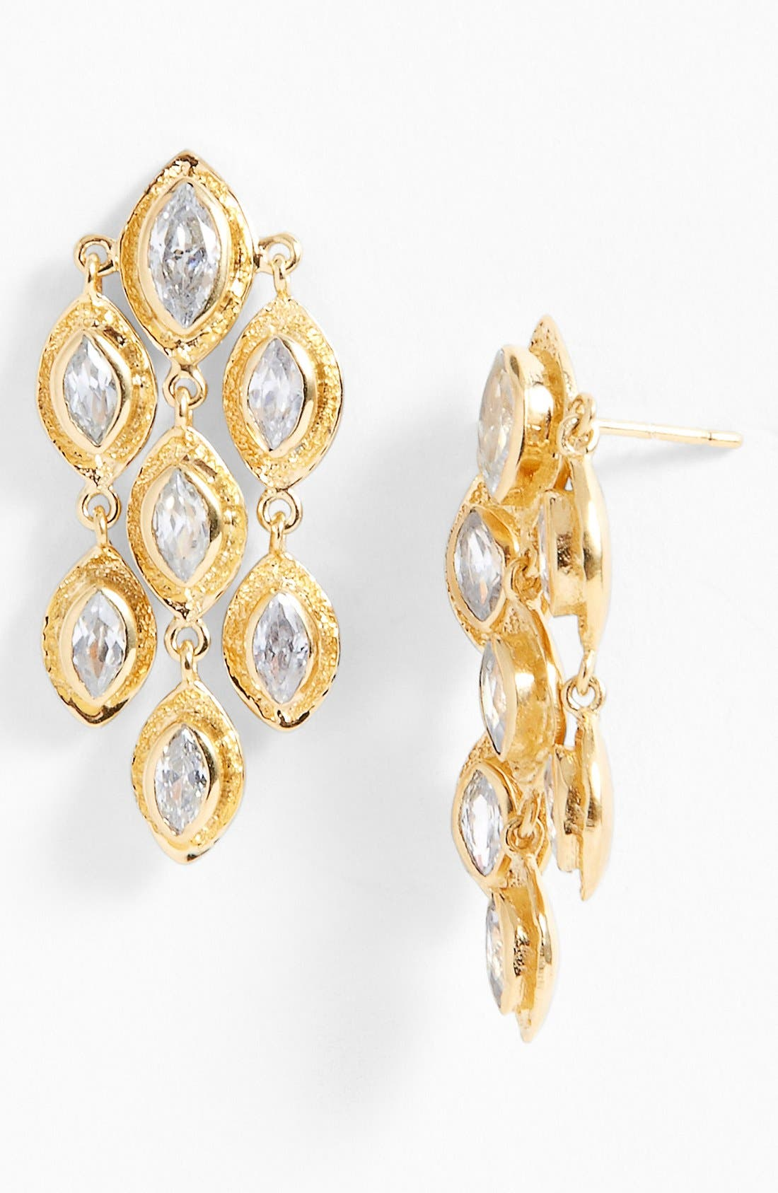 Alternate Image 1 Selected - Melinda Maria 'Gwyneth' Chandelier Earrings